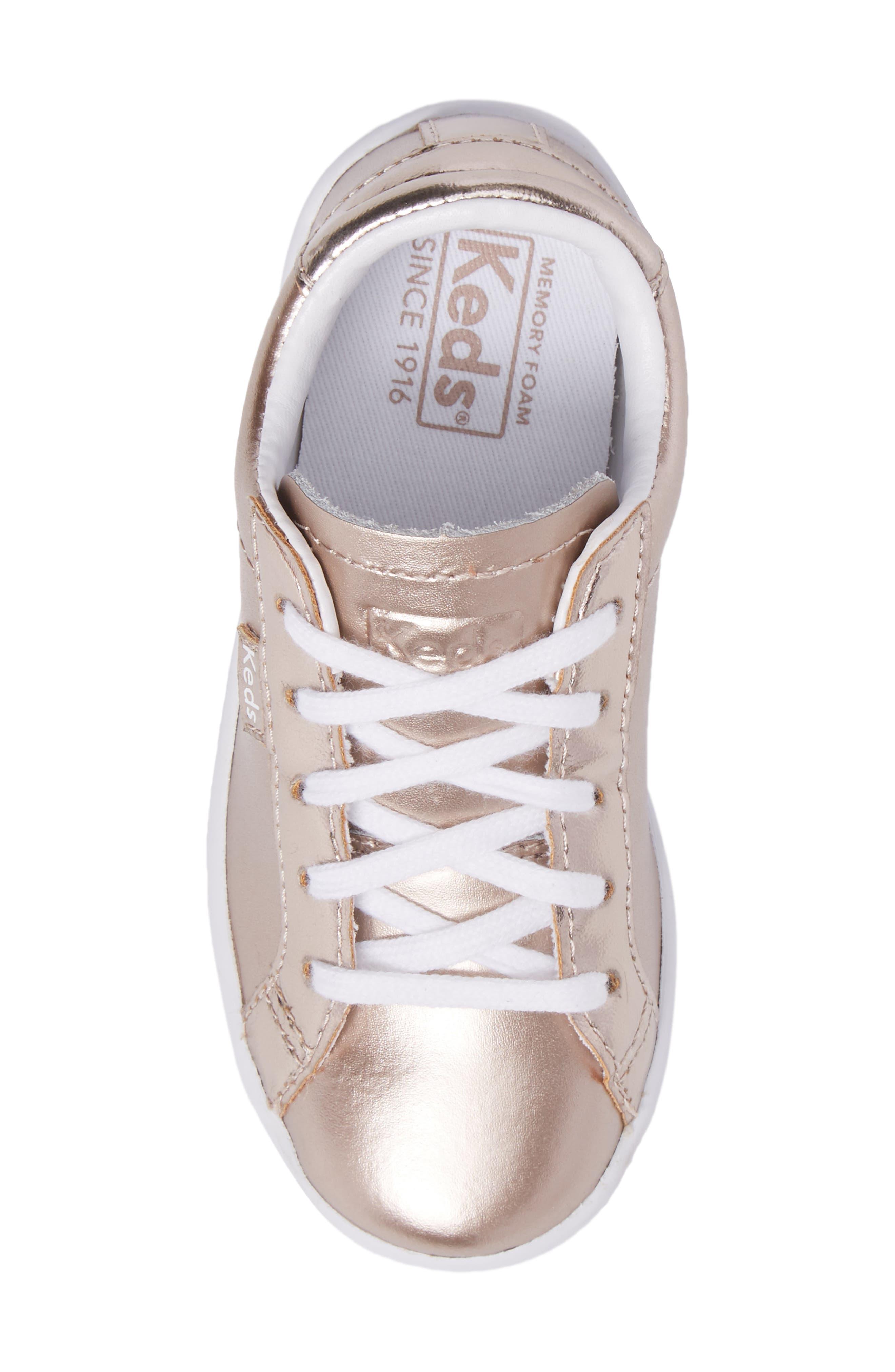 Alternate Image 5  - Keds® Ace Sneaker (Baby, Walker & Toddler)