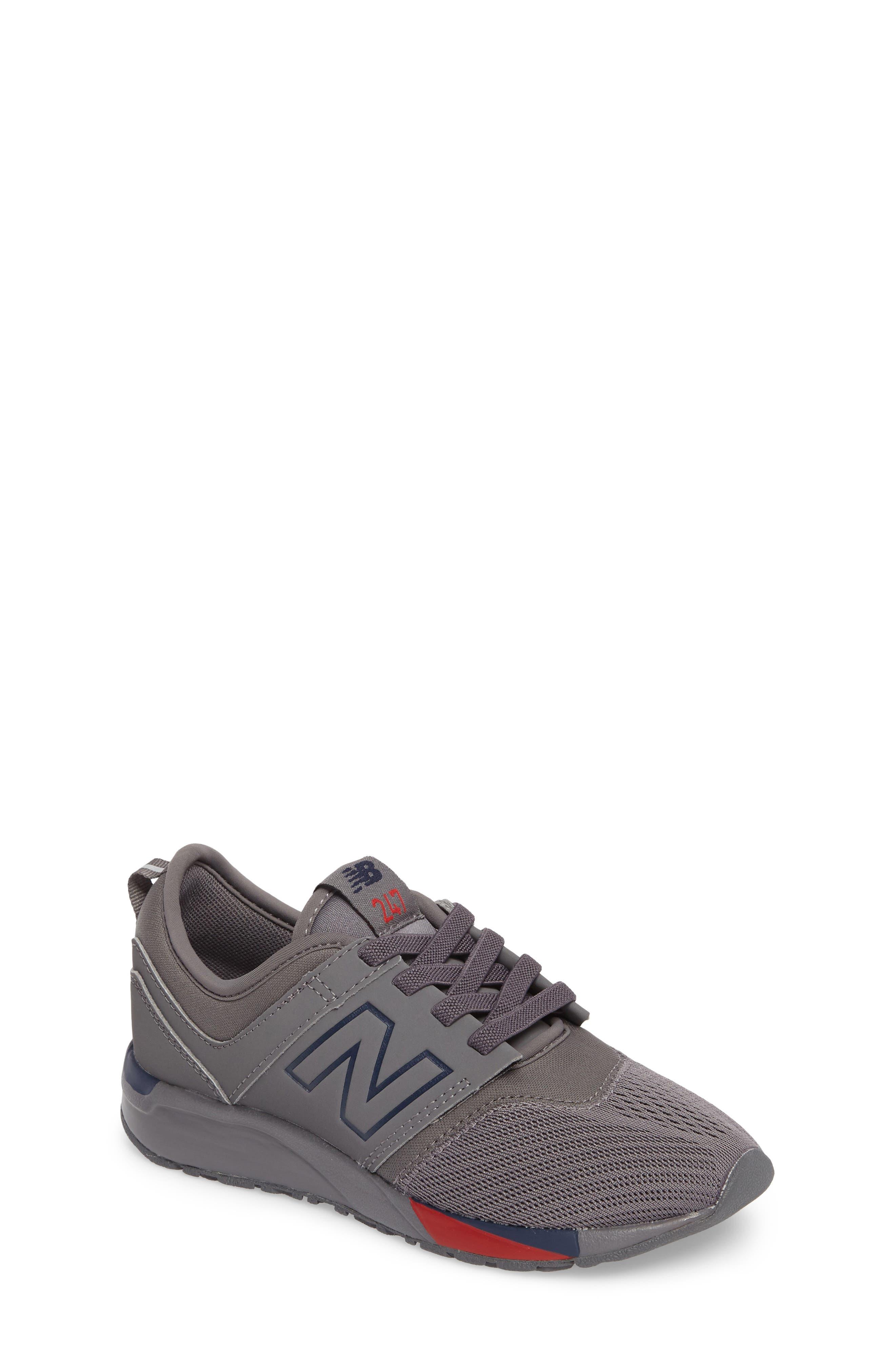 Alternate Image 1 Selected - New Balance 247 Sport Sneaker (Baby, Walker, Toddler, Little Kid & Big Kid)