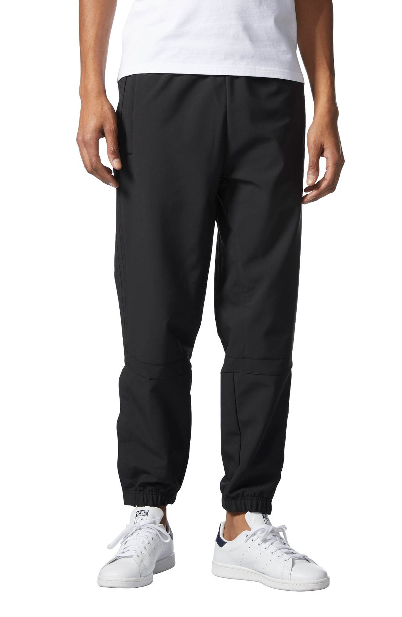 Originals CR8 Hybrid Pants,                         Main,                         color, Black
