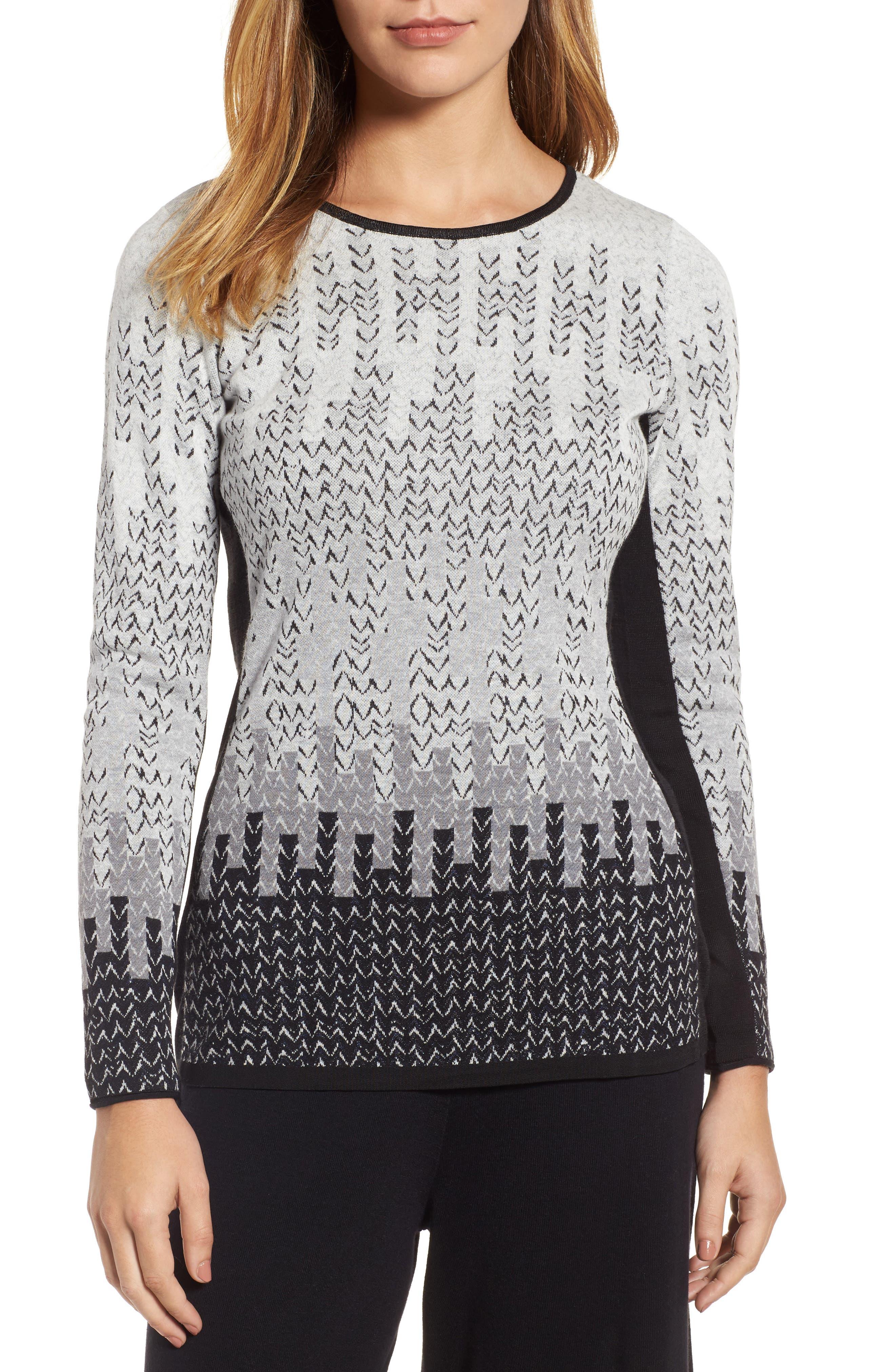 Main Image - NIC+ZOE Sunset Sweater (Regular & Petite)