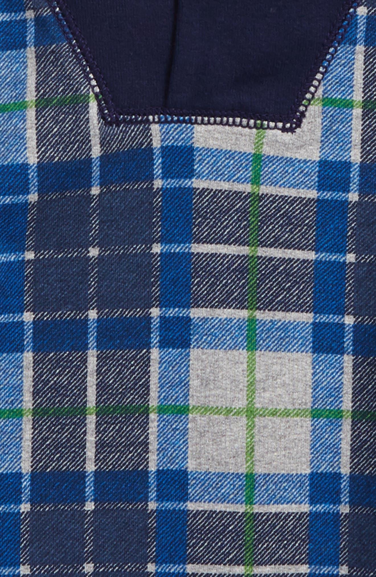 Alternate Image 2  - Tea Collection Tartan Pullover (Toddler Boys & Little Boys)