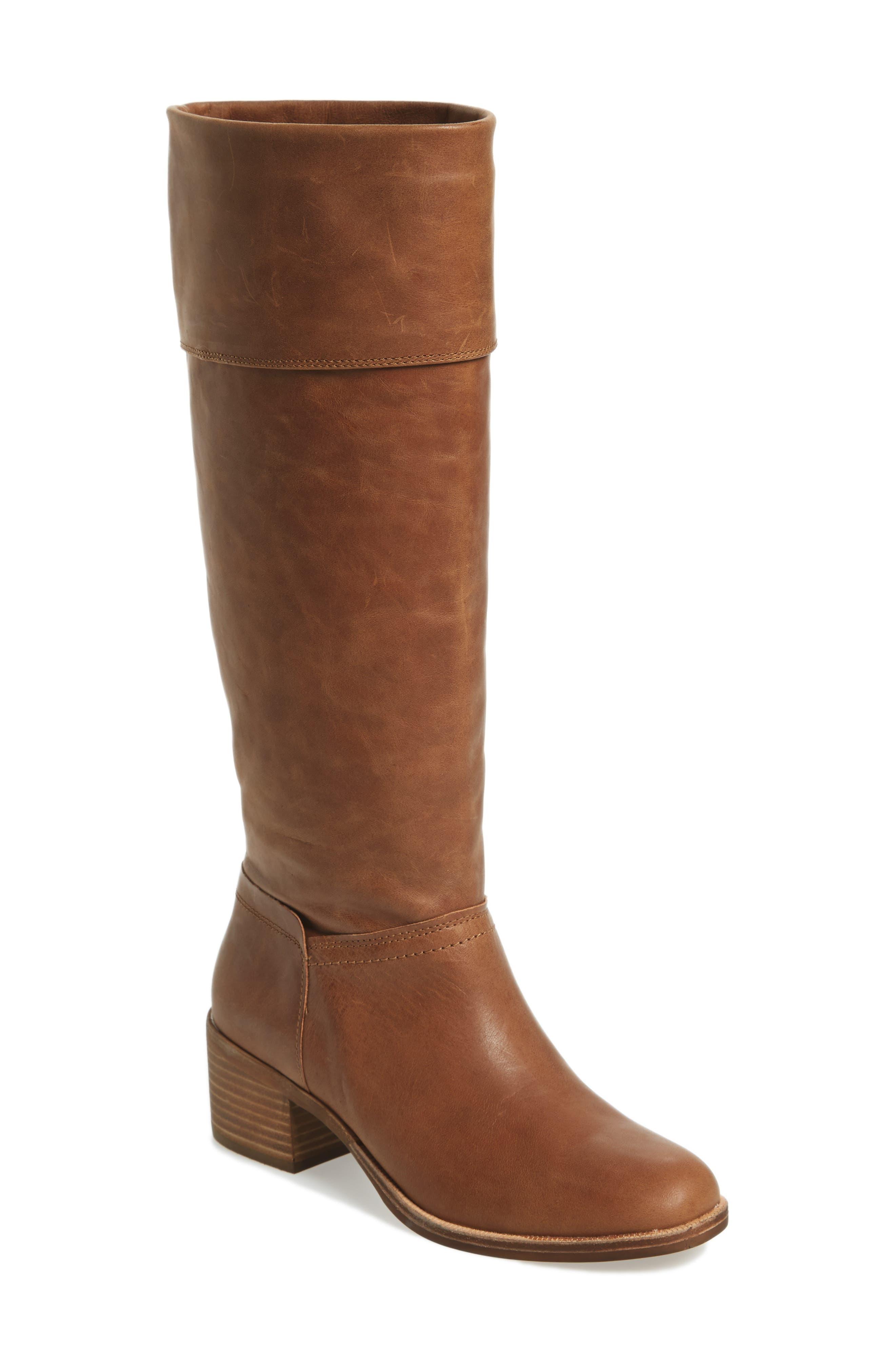 Alternate Image 1 Selected - UGG® Carlin Tall Boot (Women)