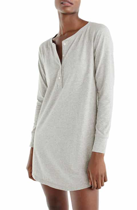 J.Crew Knit Sleep Shirt