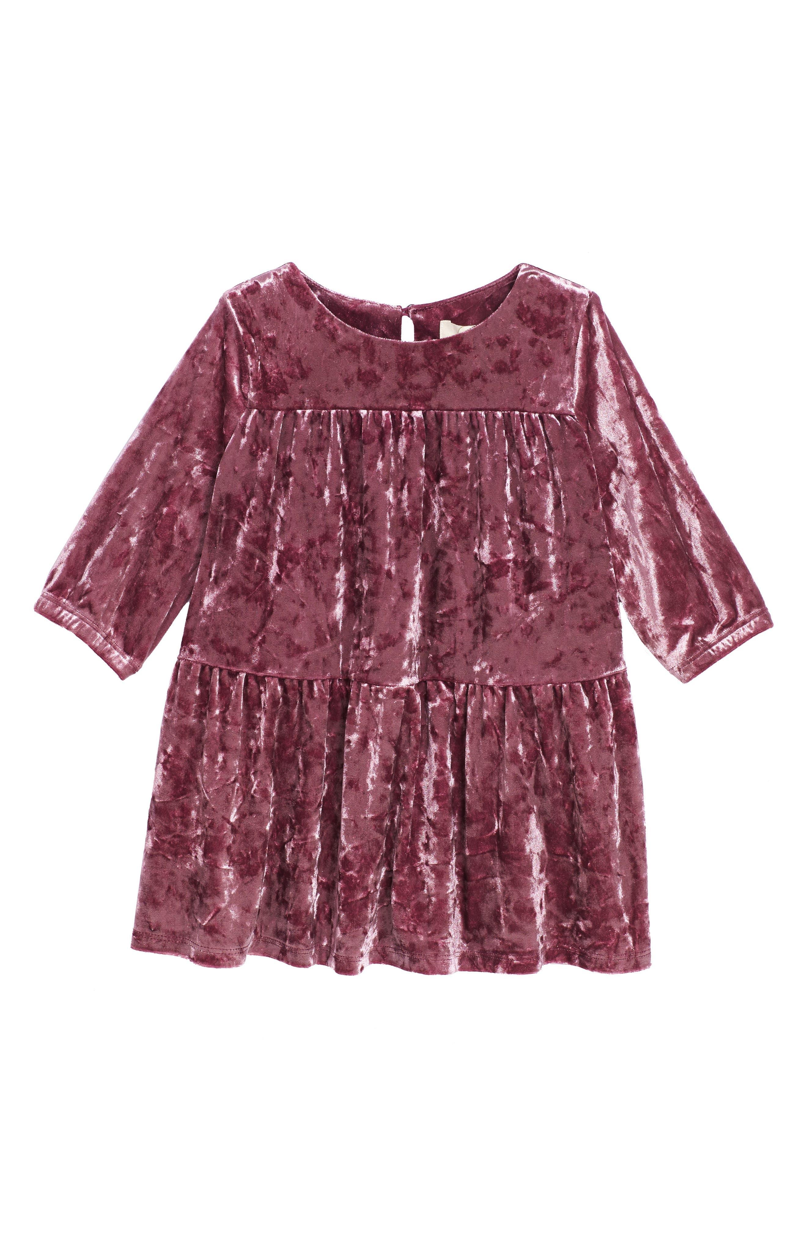 Jasmine Dress,                         Main,                         color, Purple