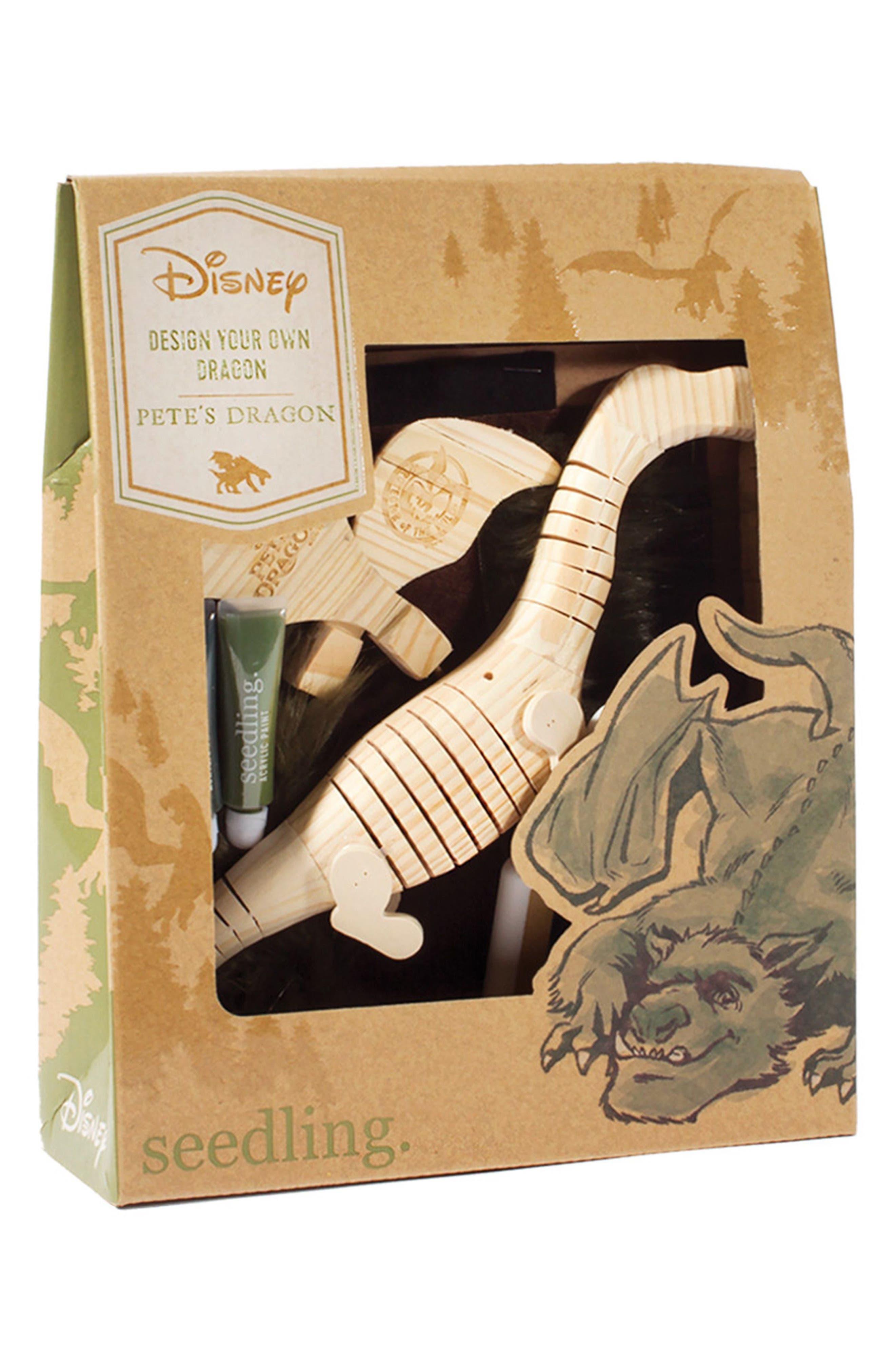 seedling Disney's Pete's Dragon Design Your Own Dragon Craft Kit