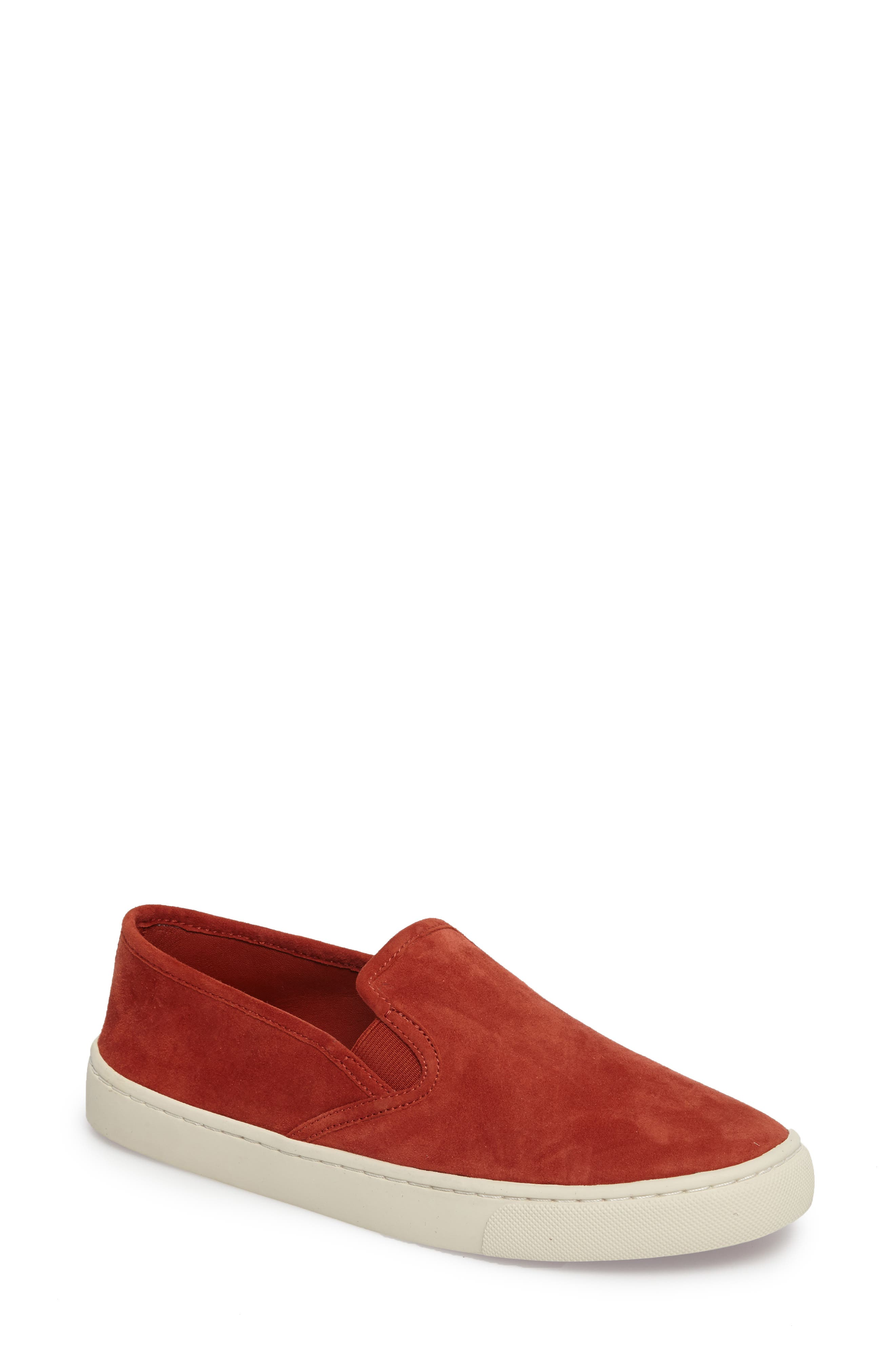 Alternate Image 1 Selected - Tory Burch Max Slip-On Sneaker (Women)