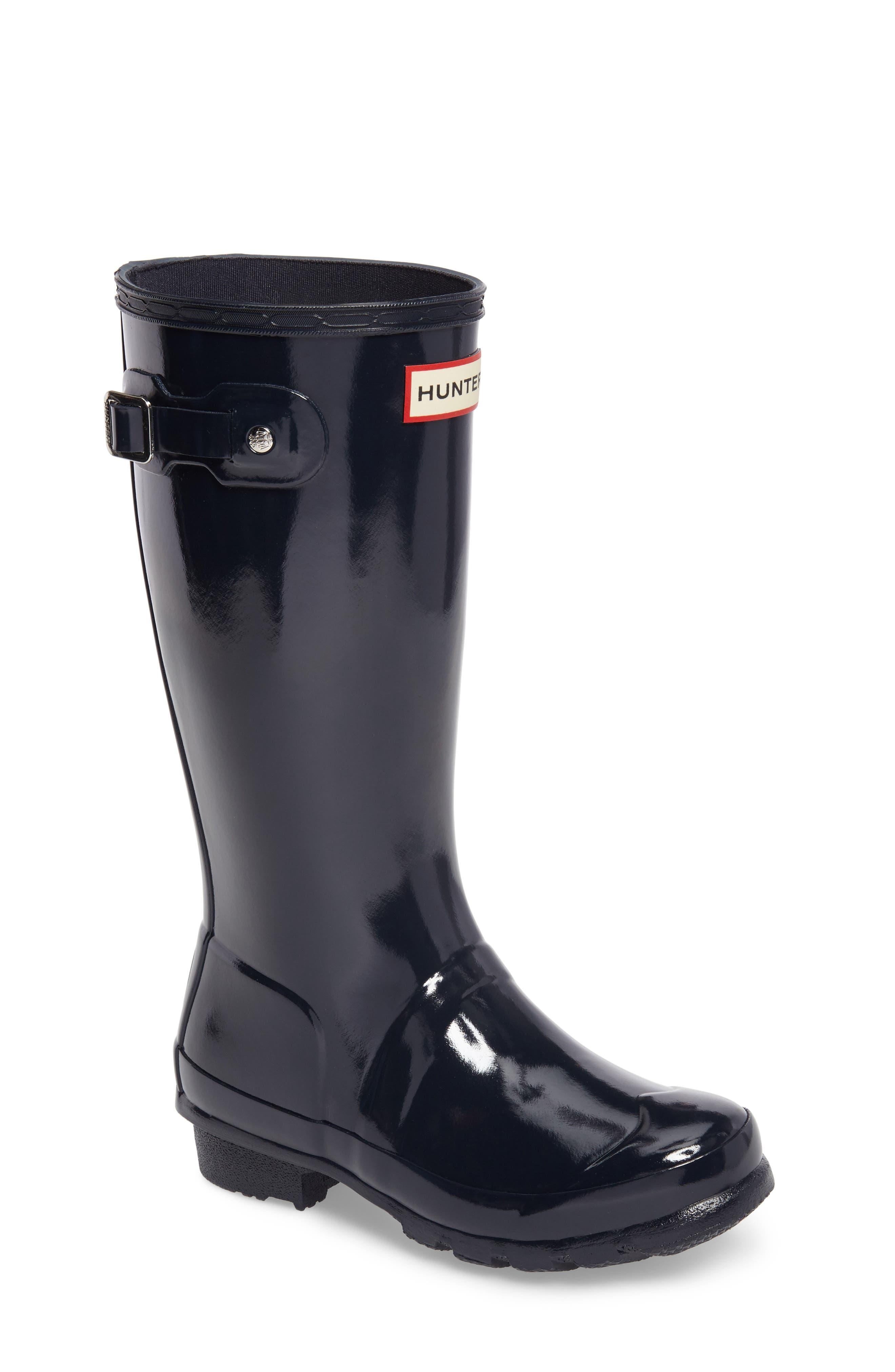 Hunter Kids Unisex Original Kids Classic Rain Boot Little Kid//Big Kid
