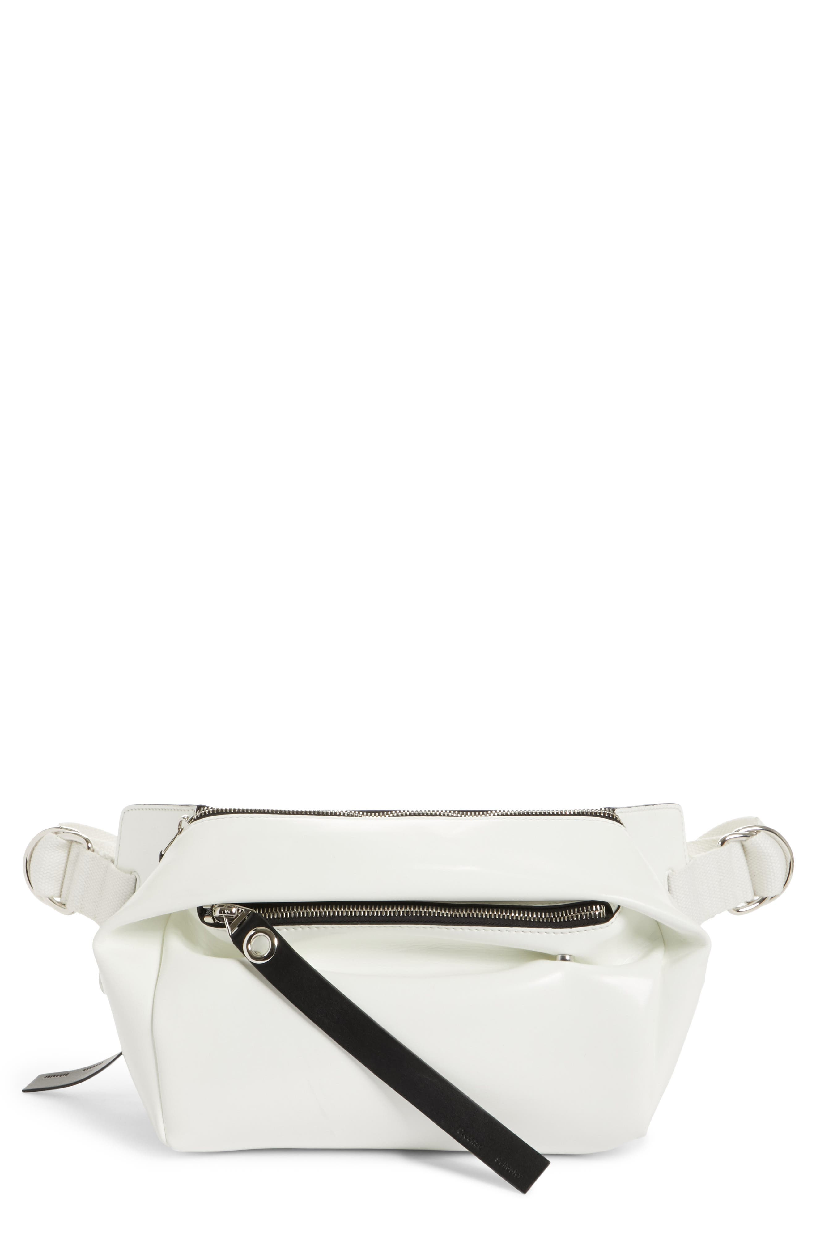 Alternate Image 1 Selected - Proenza Schouler PSWL Faux Leather Fanny Pack