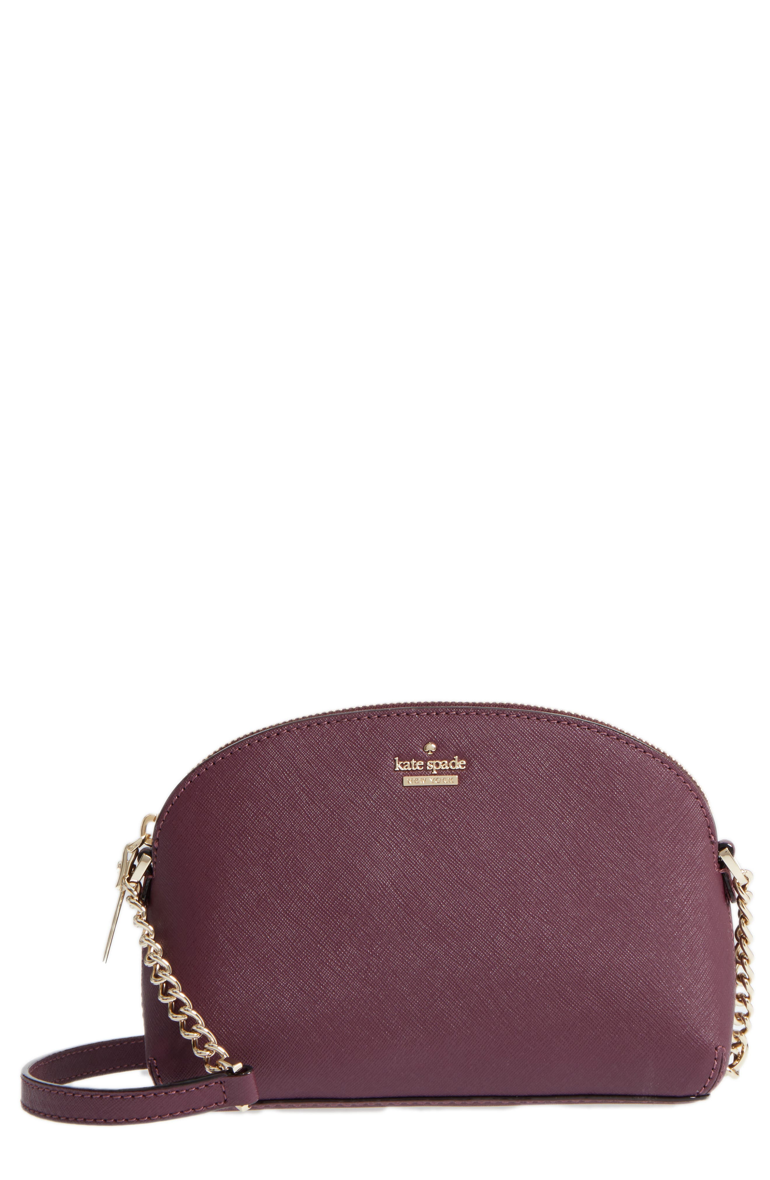 Alternate Image 1 Selected - kate spade new york cameron street - hilli leather crossbody bag