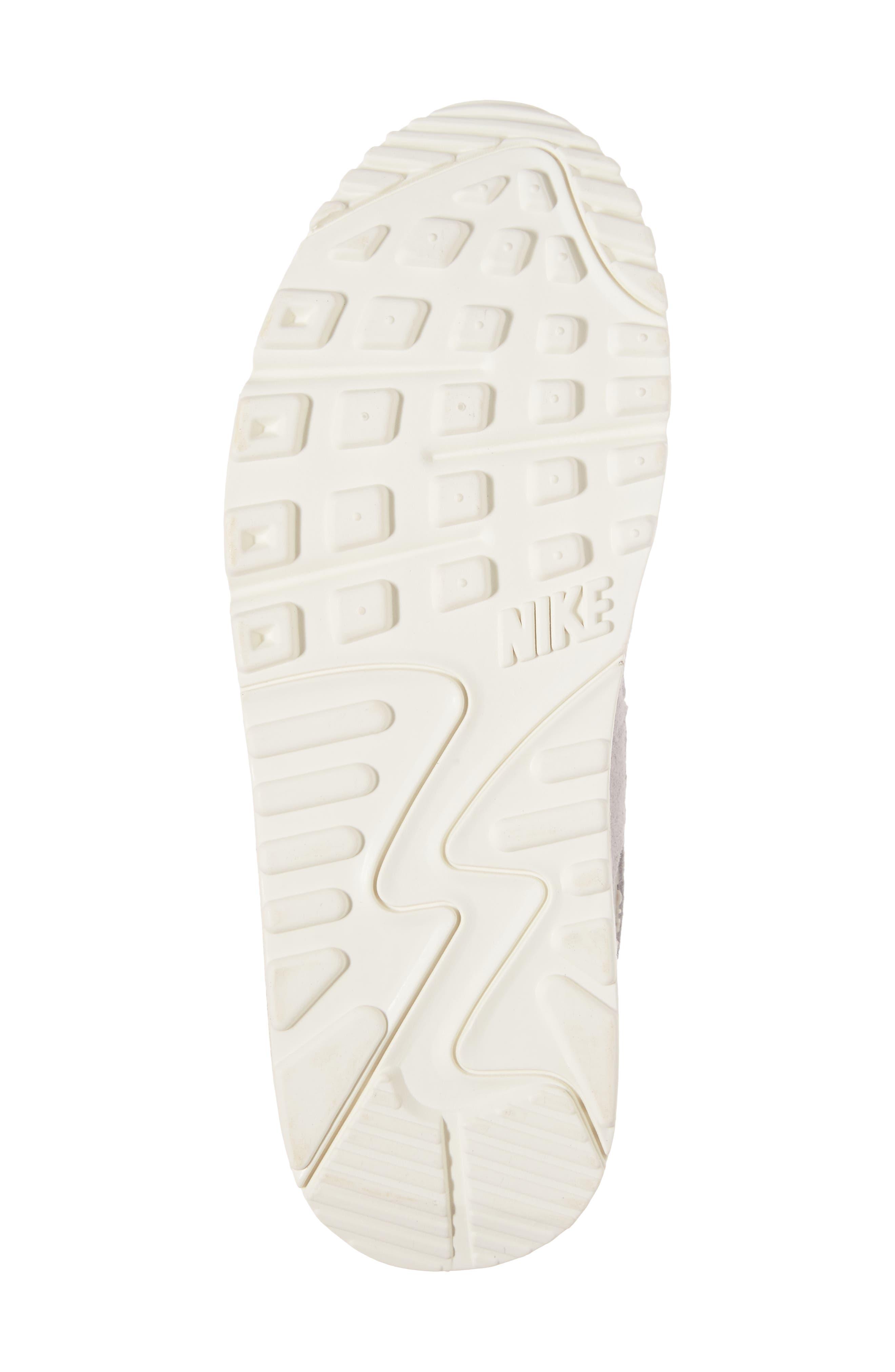 Alternate Image 6  - Nike Air Max 90 Premium Sneaker (Women)