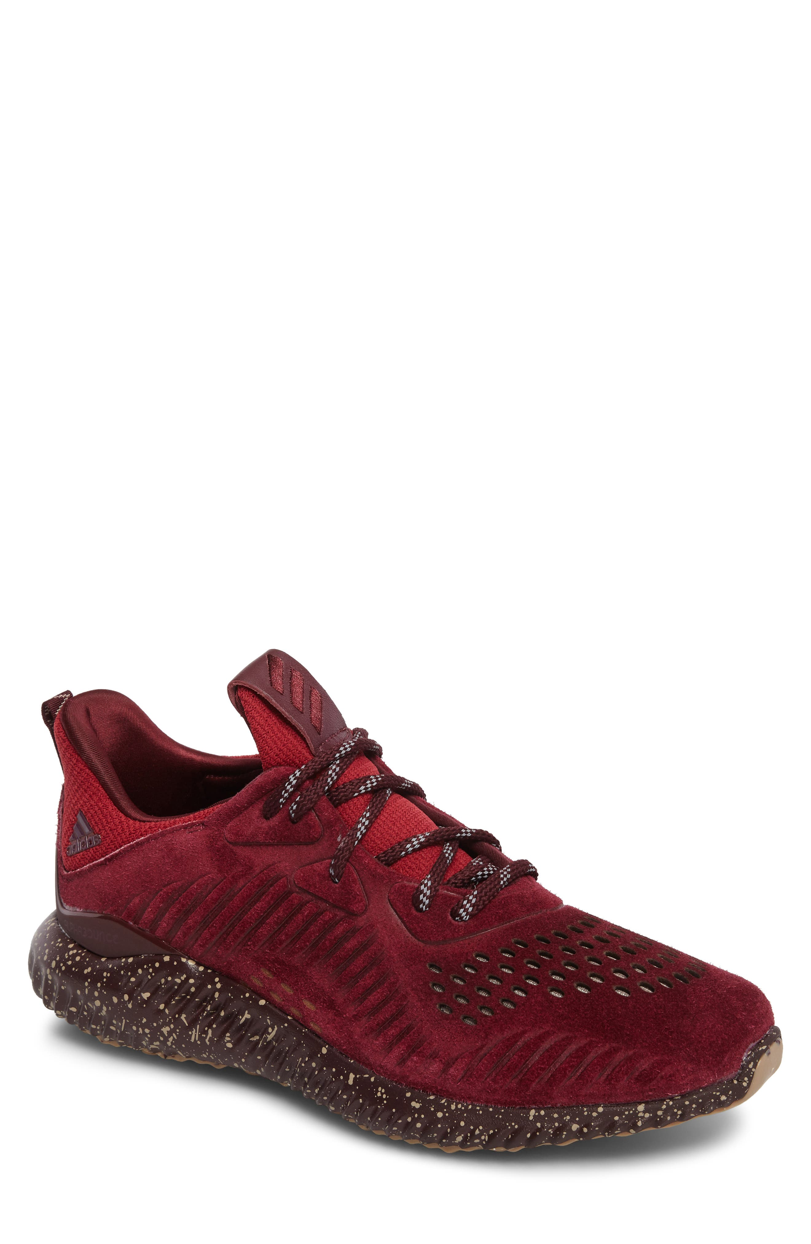 Alternate Image 1 Selected - adidas AlphaBounce LEA Running Shoe (Men)