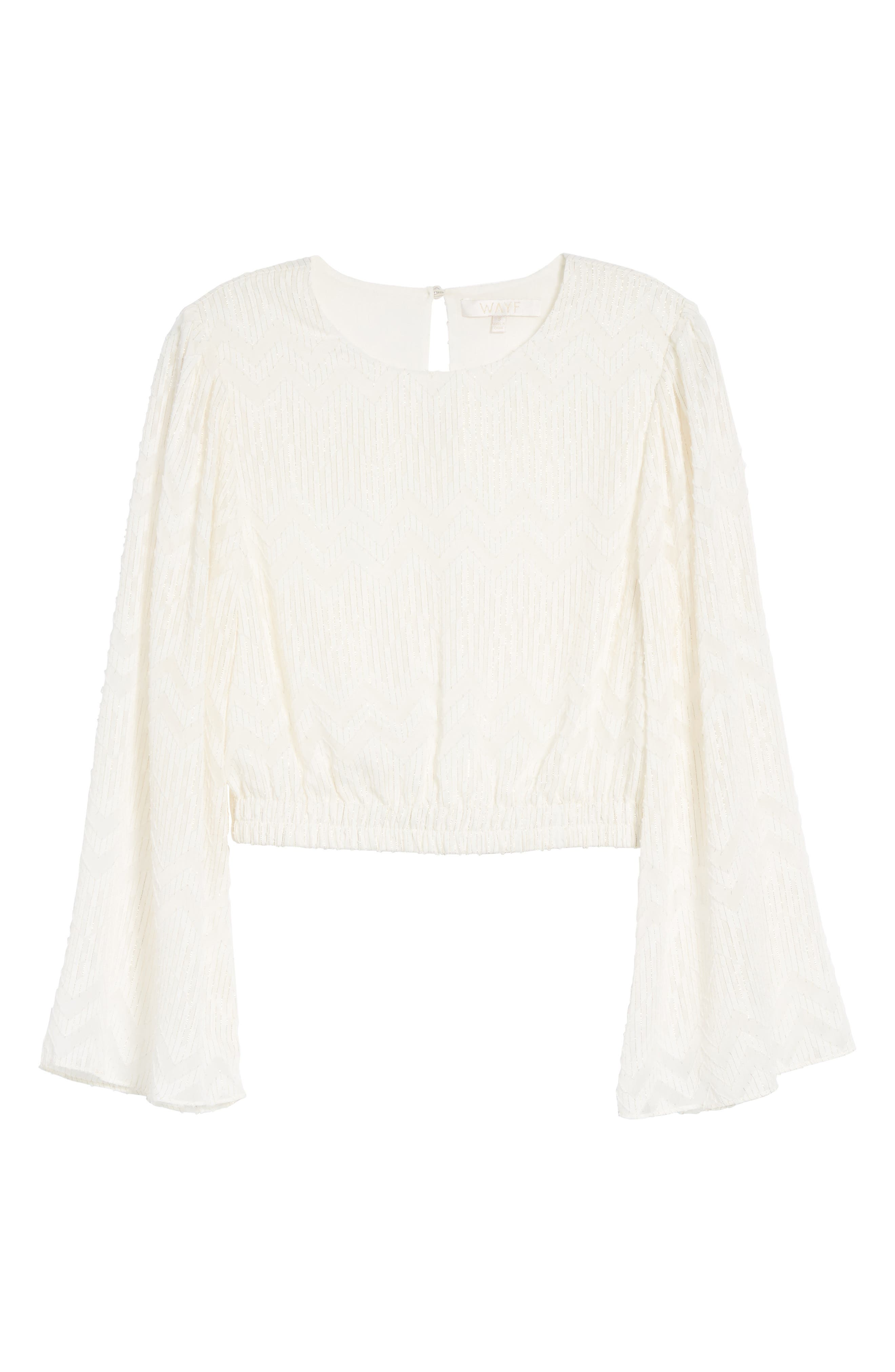 Alternate Image 6  - WAYF Bertram Blouse