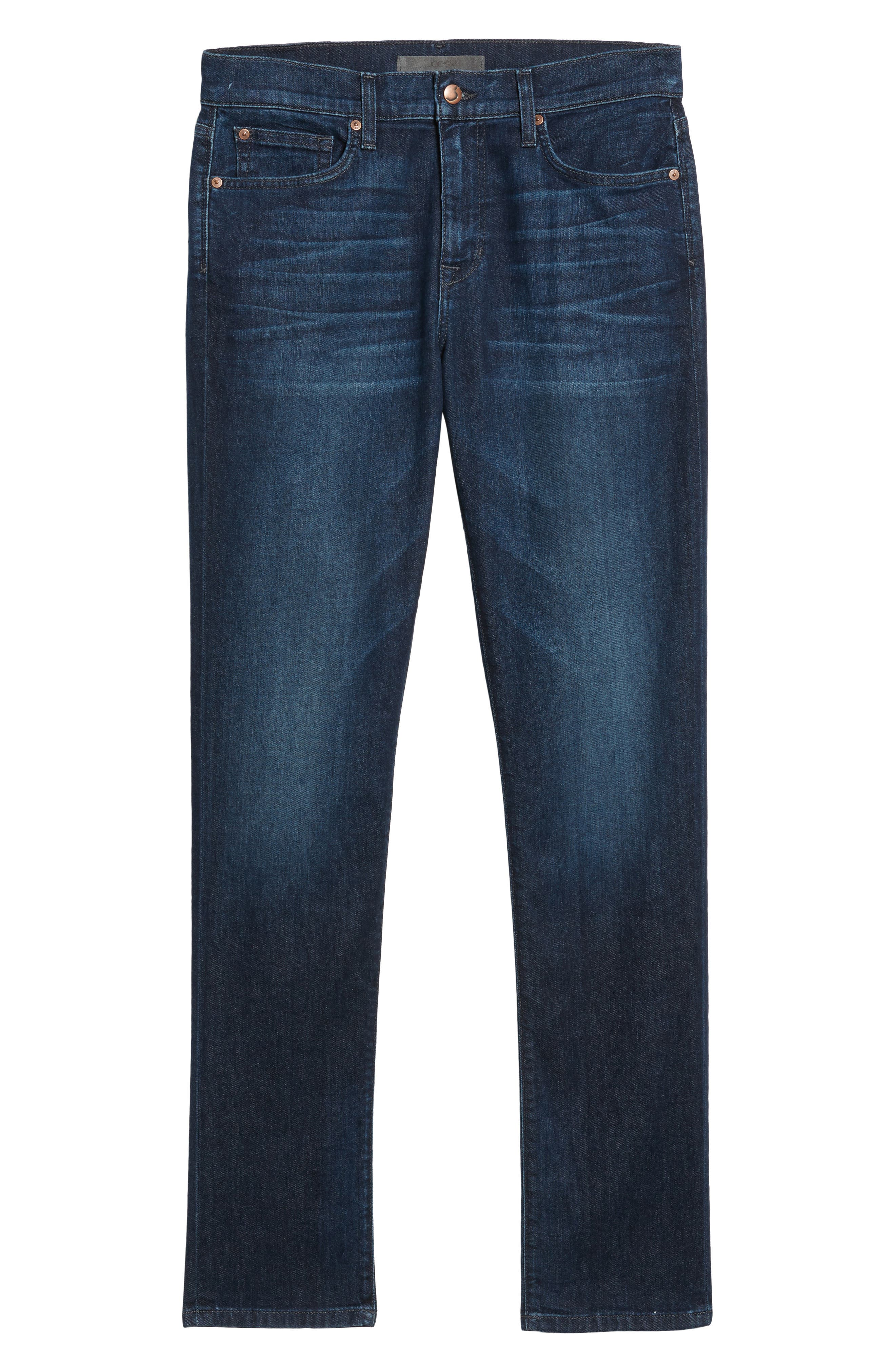 Slim Fit Jeans,                             Alternate thumbnail 6, color,                             Izaak