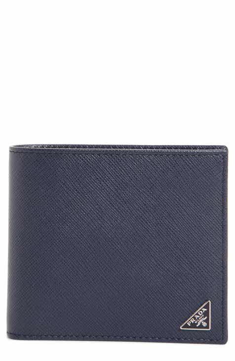 a0ab091ee64f Men's Prada Wallets | Nordstrom