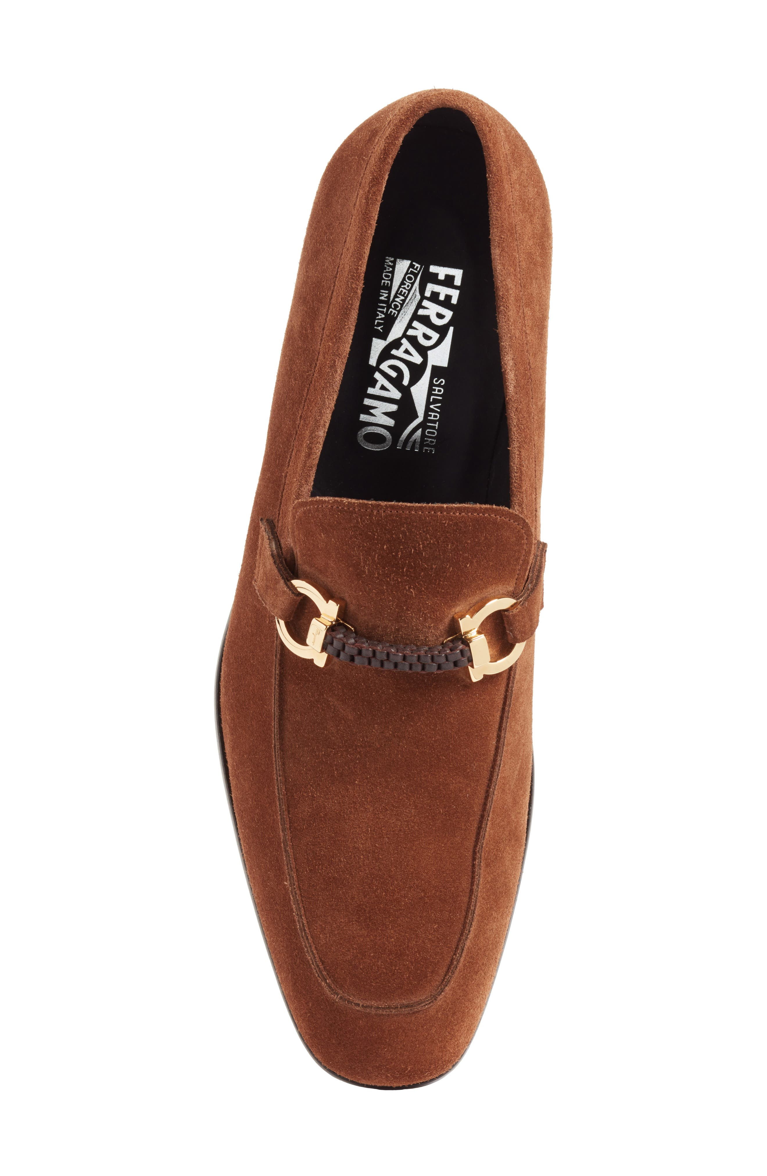 Cross Bit Loafer,                             Alternate thumbnail 6, color,                             Castoro
