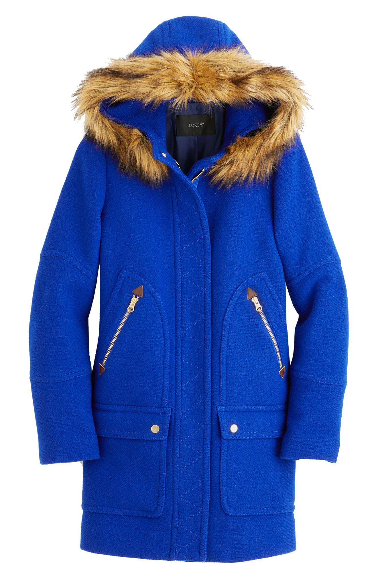 Women's Blue Coats & Jackets | Nordstrom
