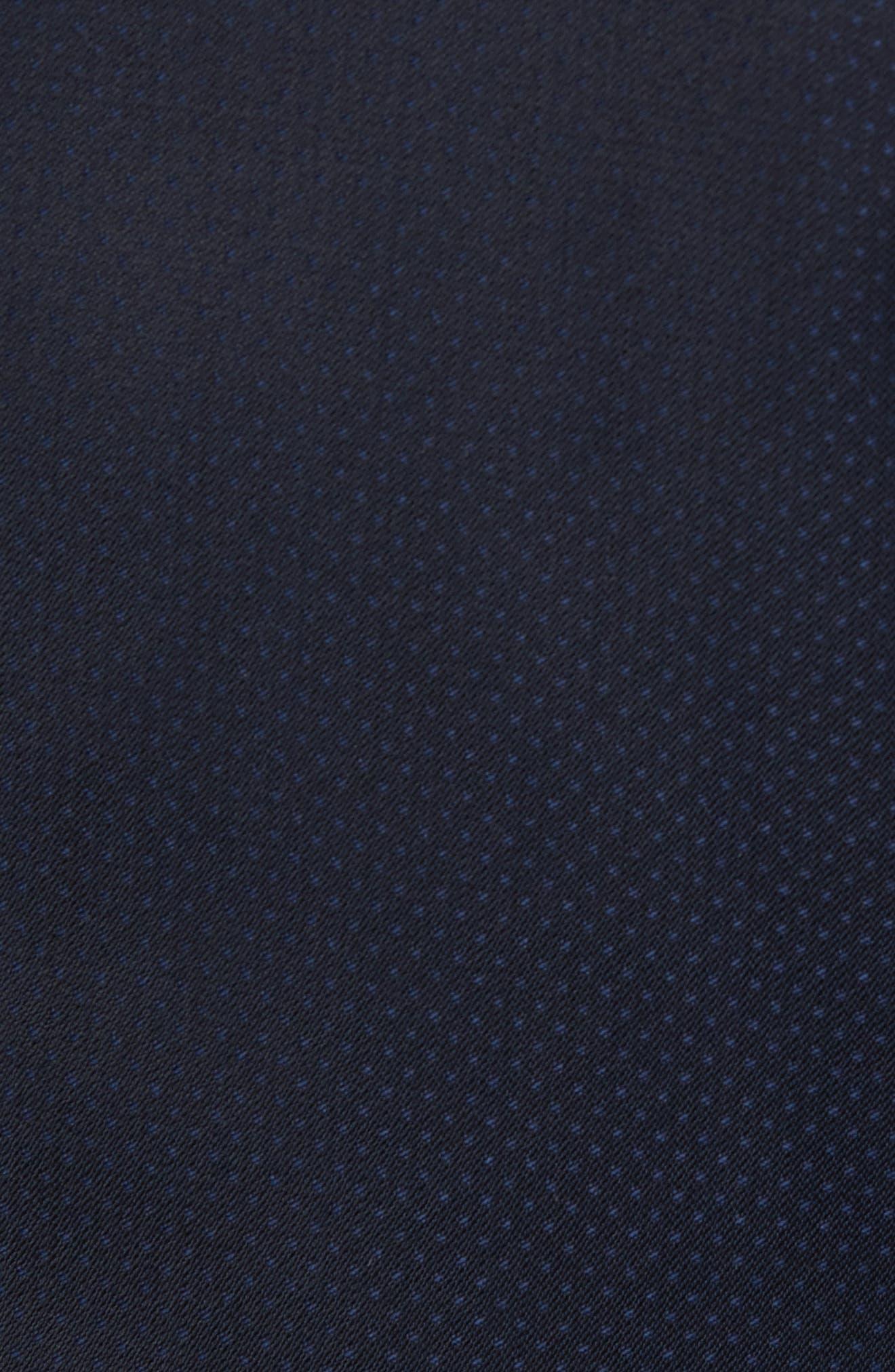Helward Trim Fit Wool Dinner Jacket,                             Alternate thumbnail 5, color,                             Navy