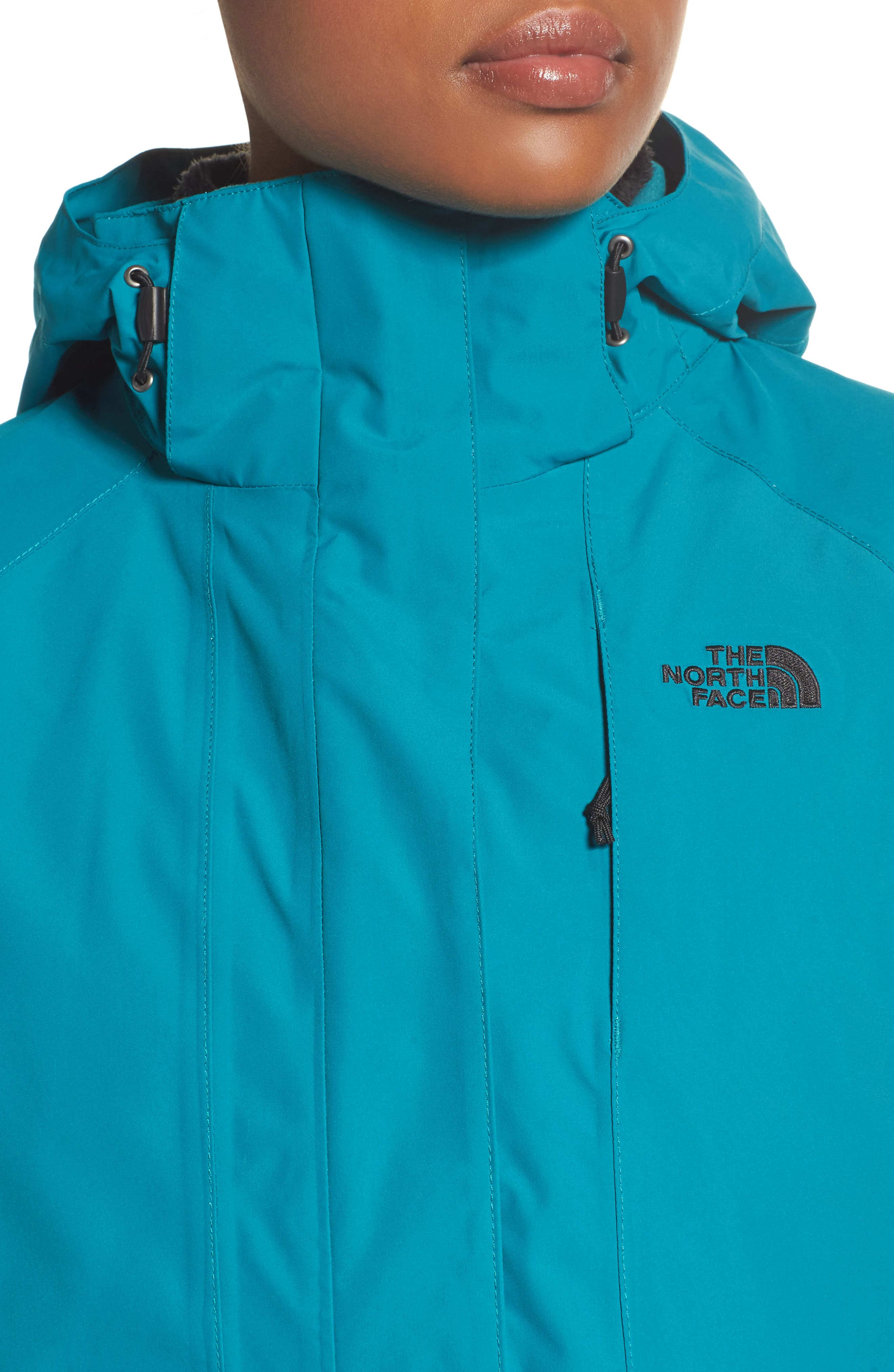 Boundary Triclimate<sup>®</sup> 3-in-1 Jacket,                             Alternate thumbnail 4, color,                             Harbor Blue
