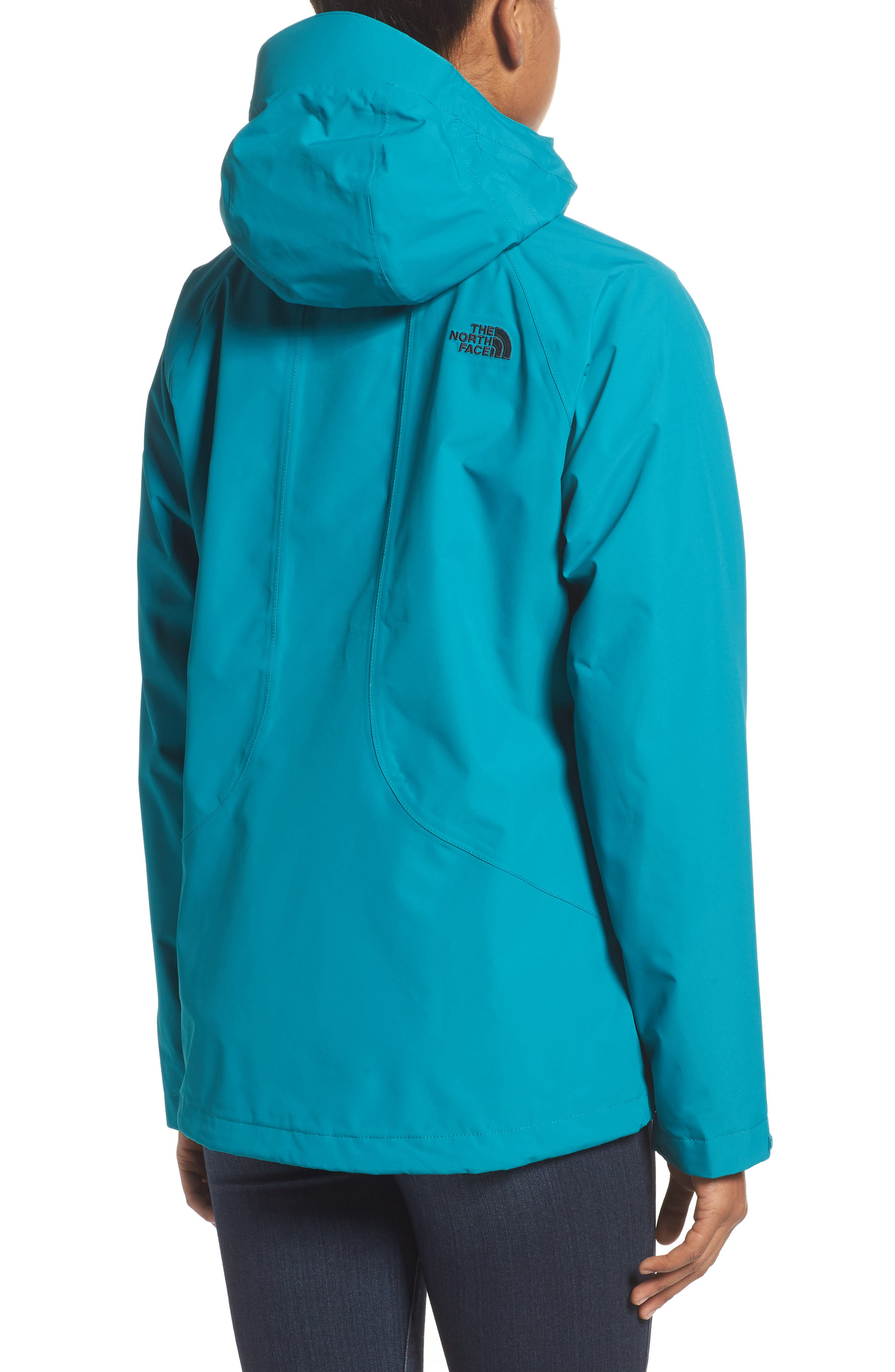 Boundary Triclimate<sup>®</sup> 3-in-1 Jacket,                             Alternate thumbnail 2, color,                             Harbor Blue