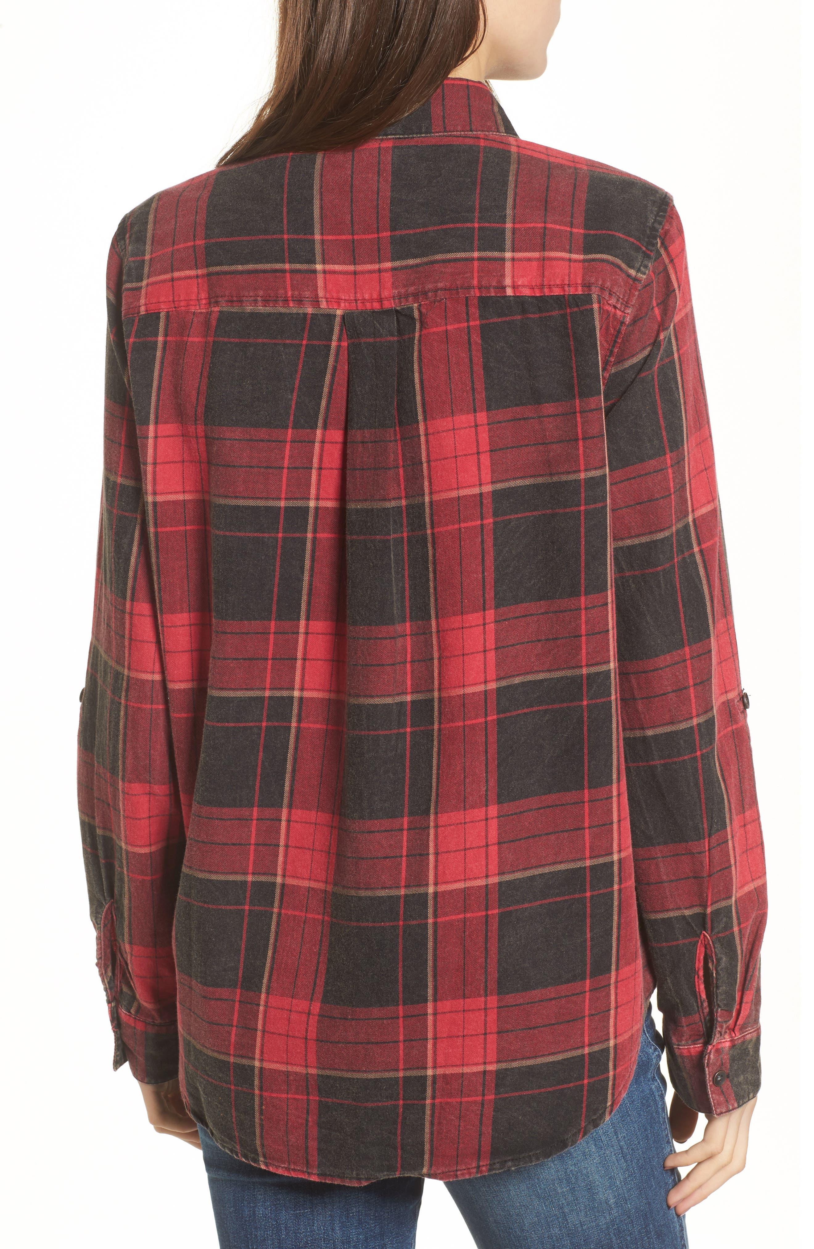 Alternate Image 2  - Thread & Supply Hendrix Plaid Shirt