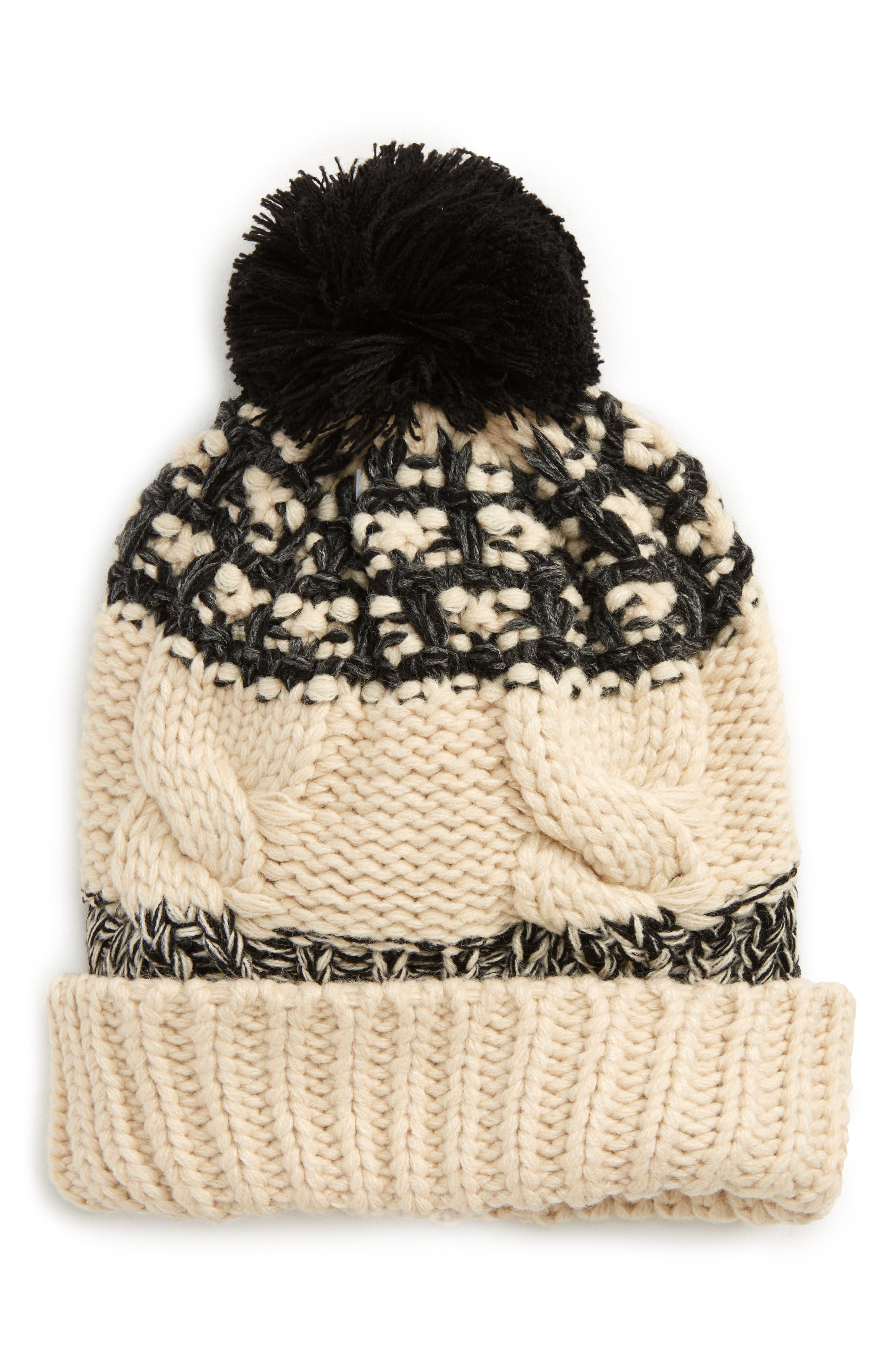 BP. Marled Knit Beanie