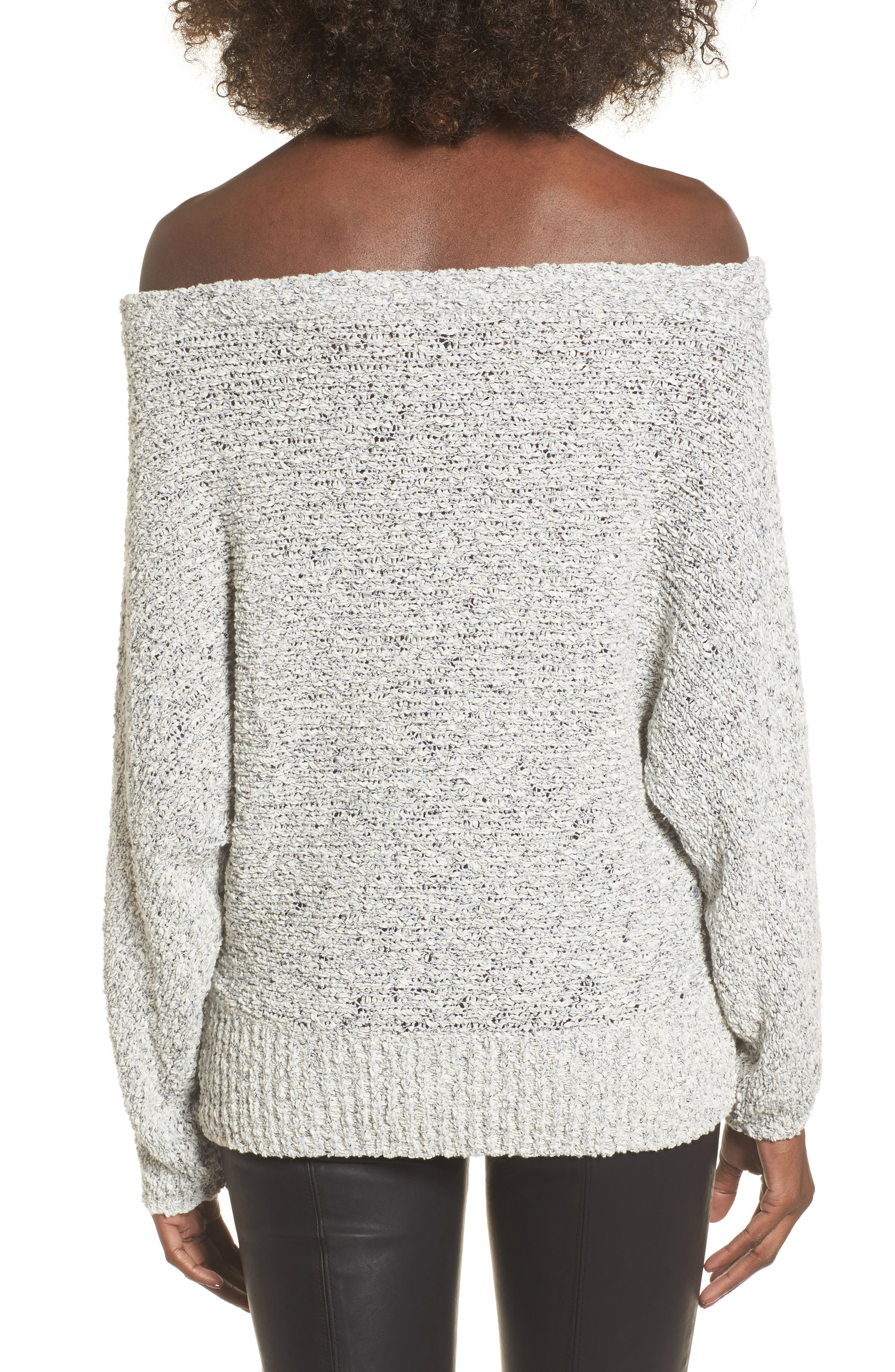 Alternate Image 2  - BP. Textured Off the Shoulder Sweater