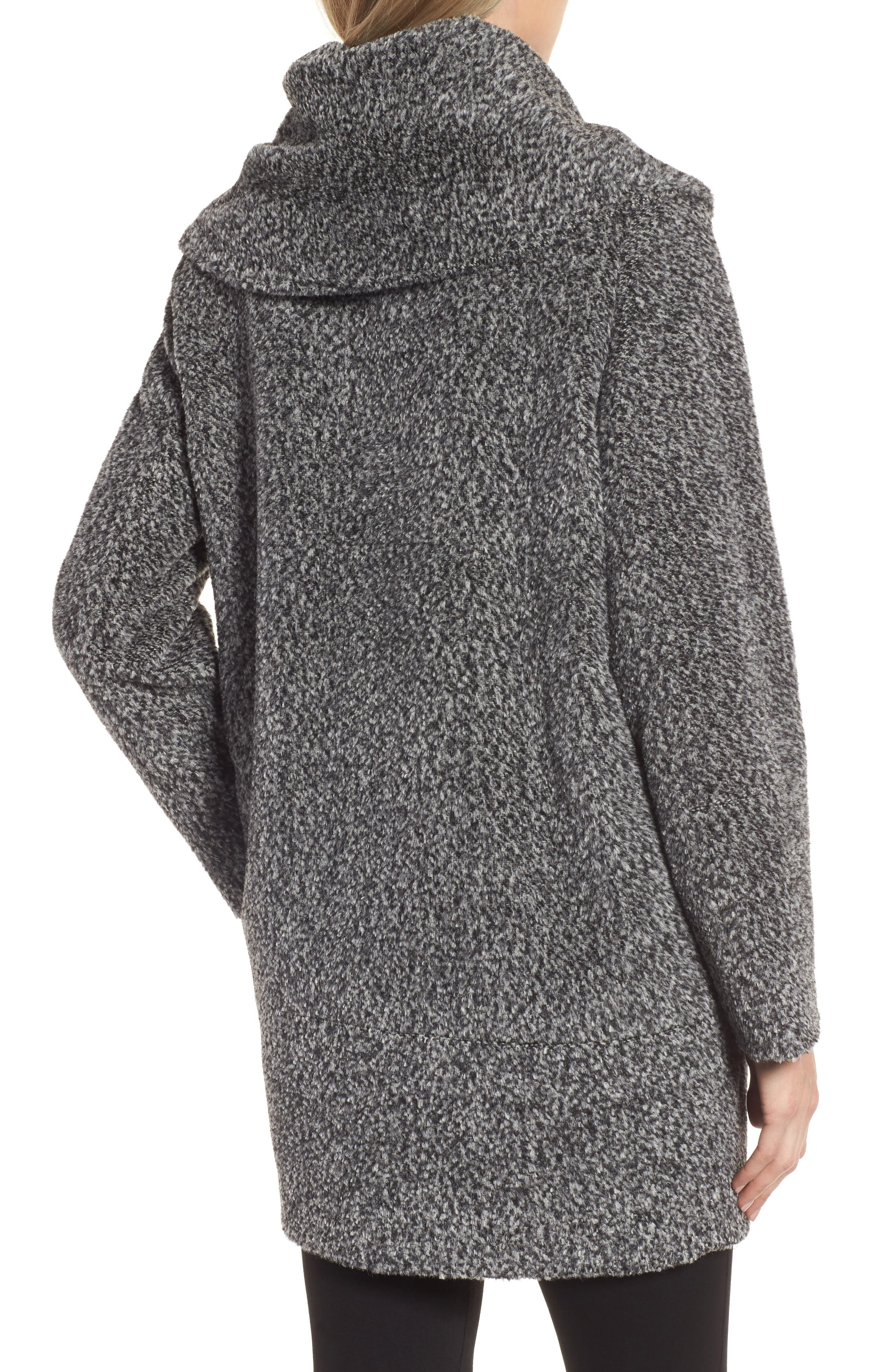 Alternate Image 2  - Sofia Cashmere Wool Blend Coat