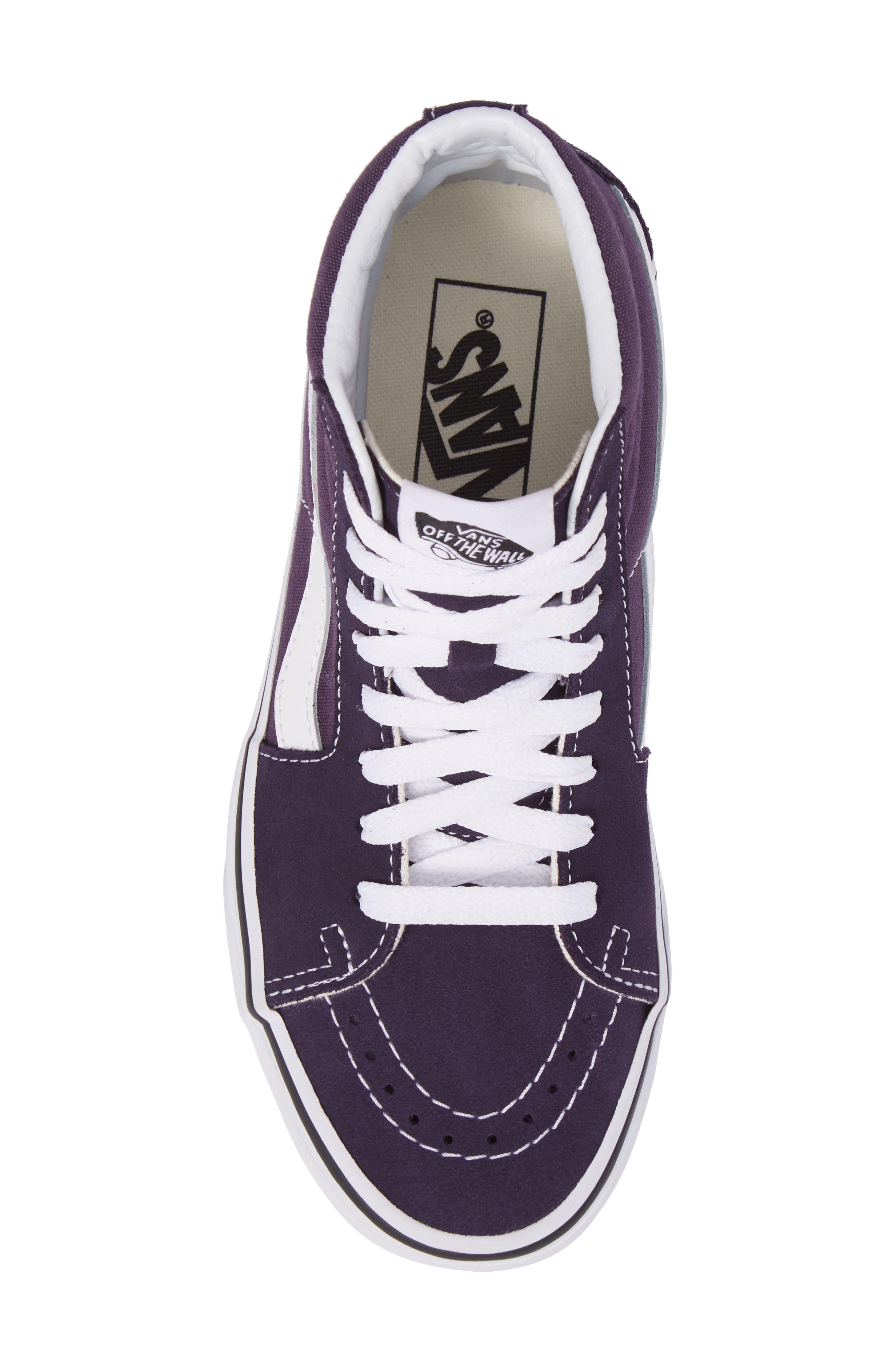 Alternate Image 5  - Vans 'Sk8-Hi' Sneaker (Women)