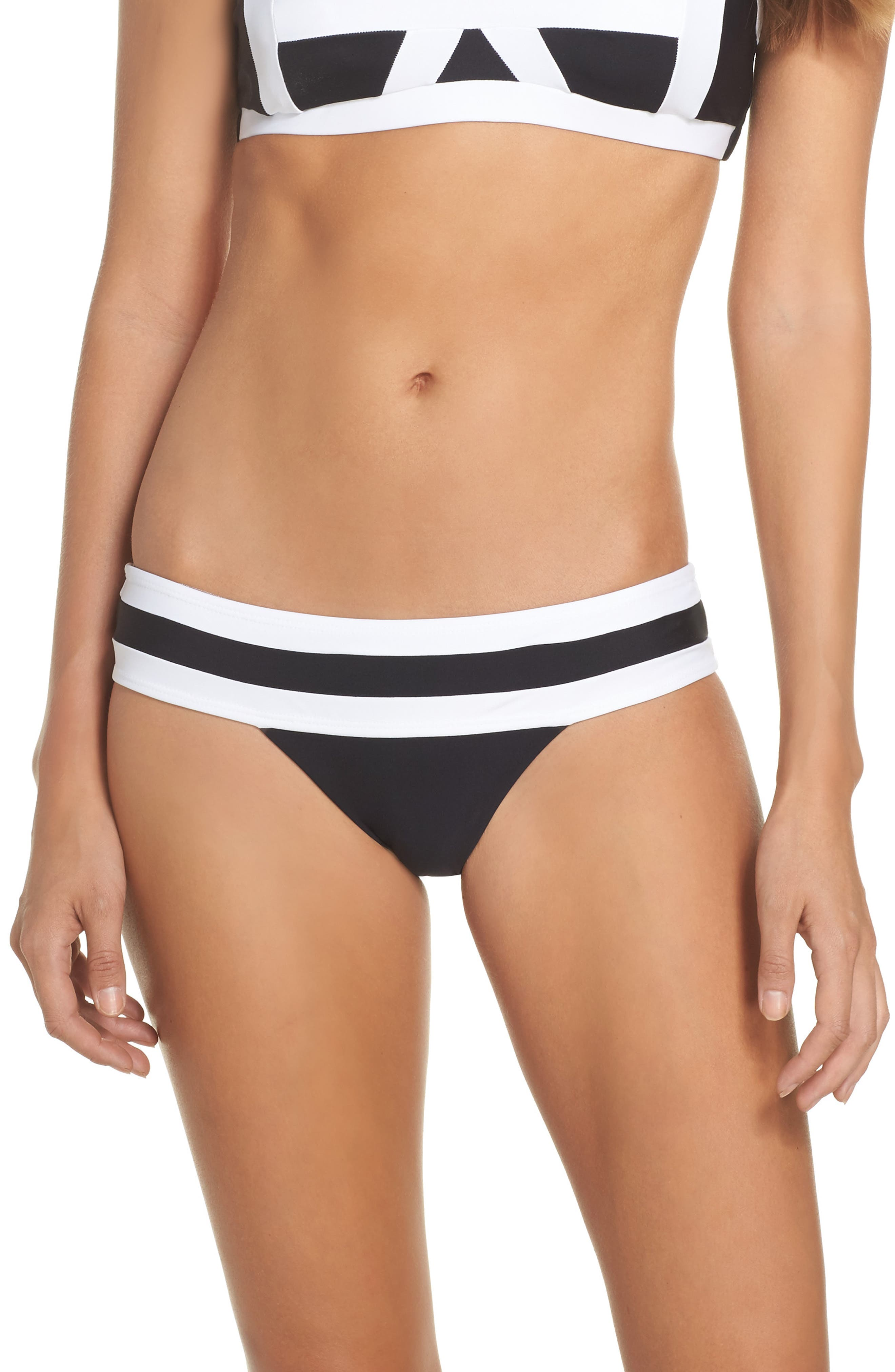 PilyQ Swimwear Bikini Bottoms