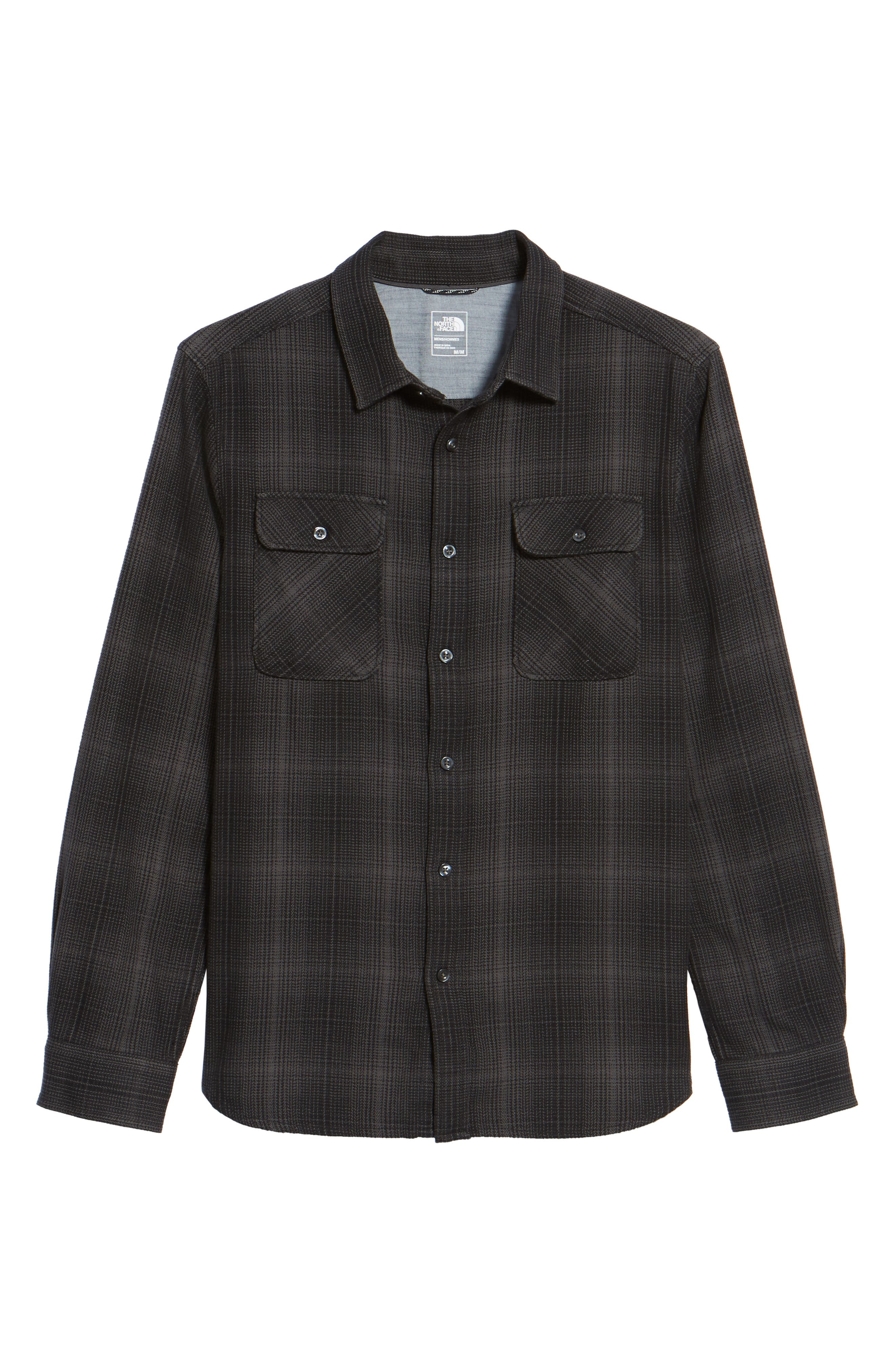 Alternate Image 6  - The North Face Alpine Zone Plaid Shirt