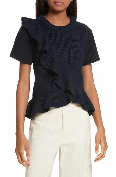 Women's Sea Blue Sweaters | Nordstrom