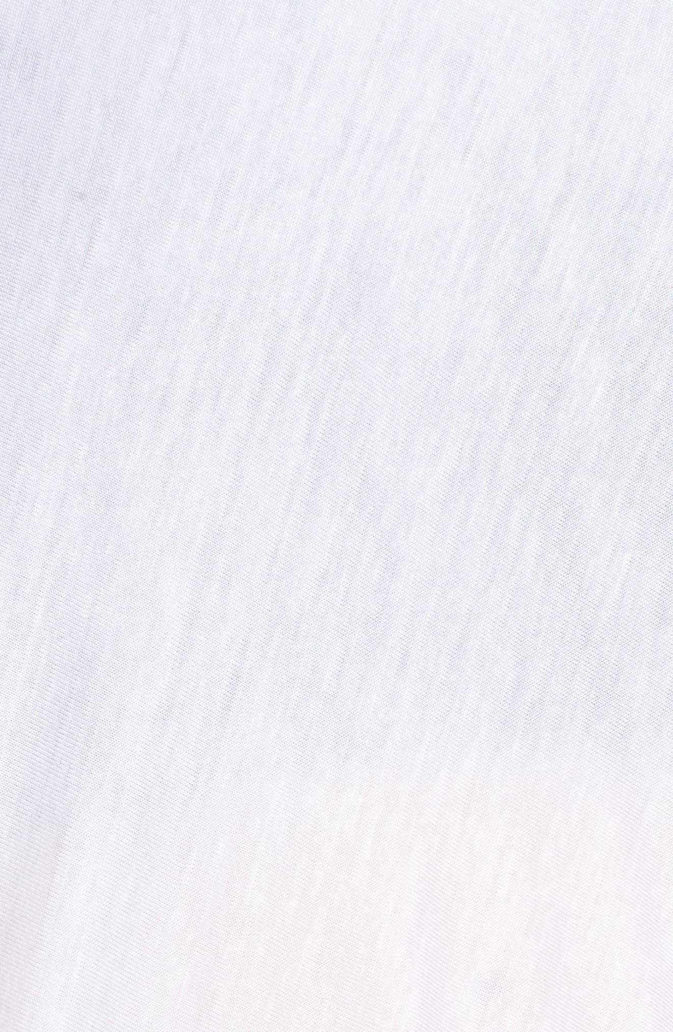 Alternate Image 5  - IVY PARK® Asymmetrical Logo Tee