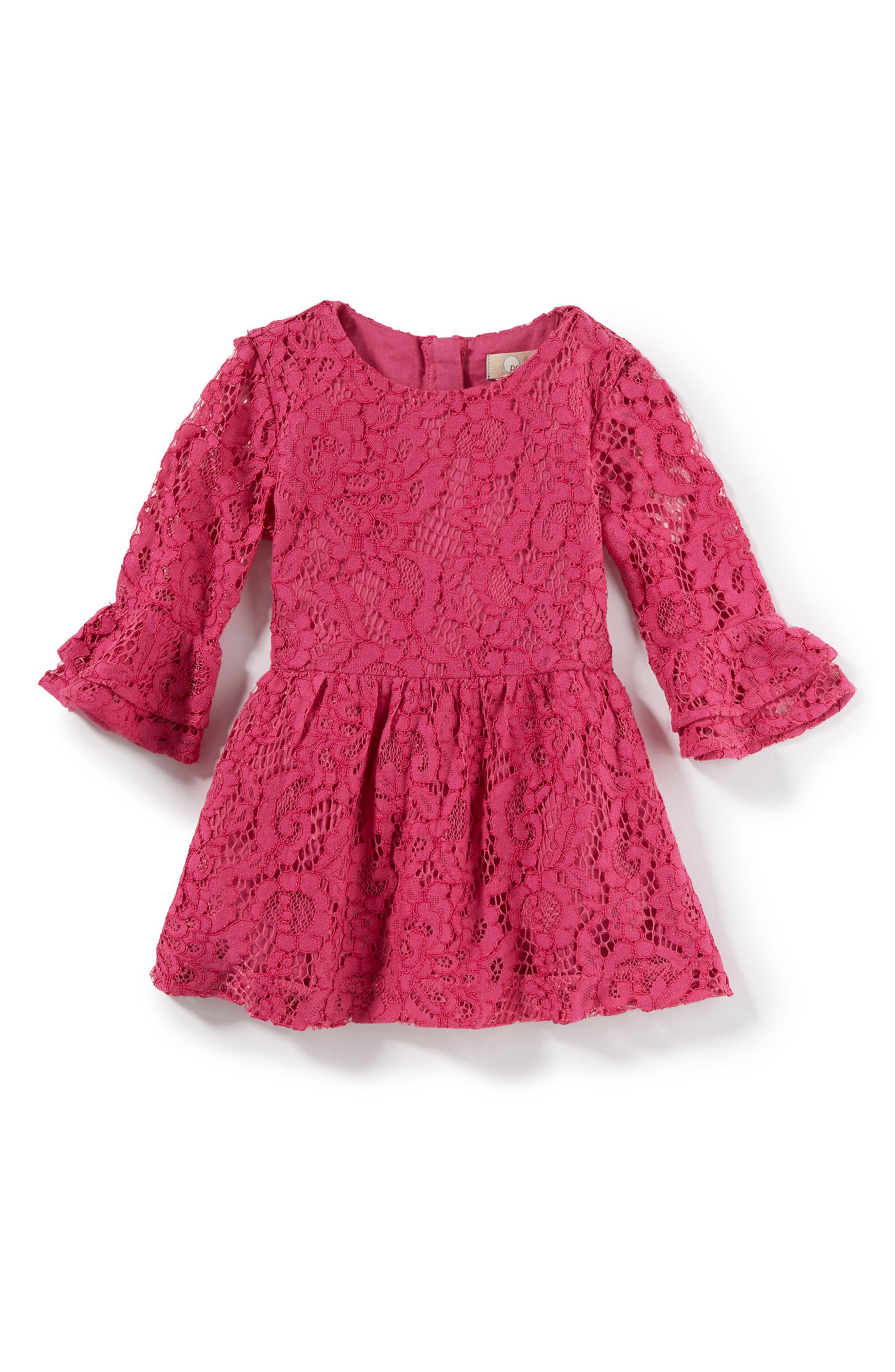 Peek Simone Dress (Baby Girls)