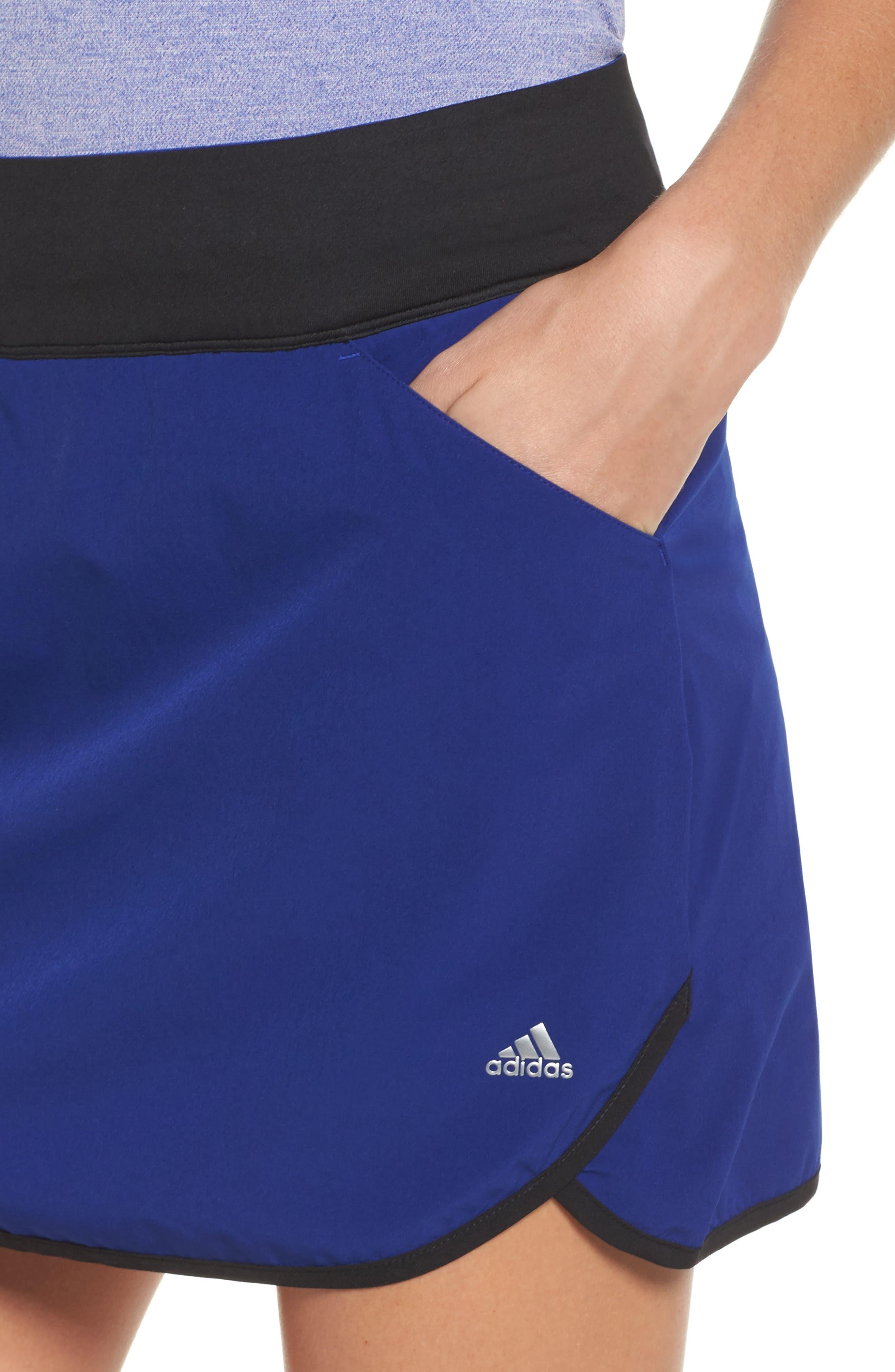 Alternate Image 4  - adidas Rangewear Skort