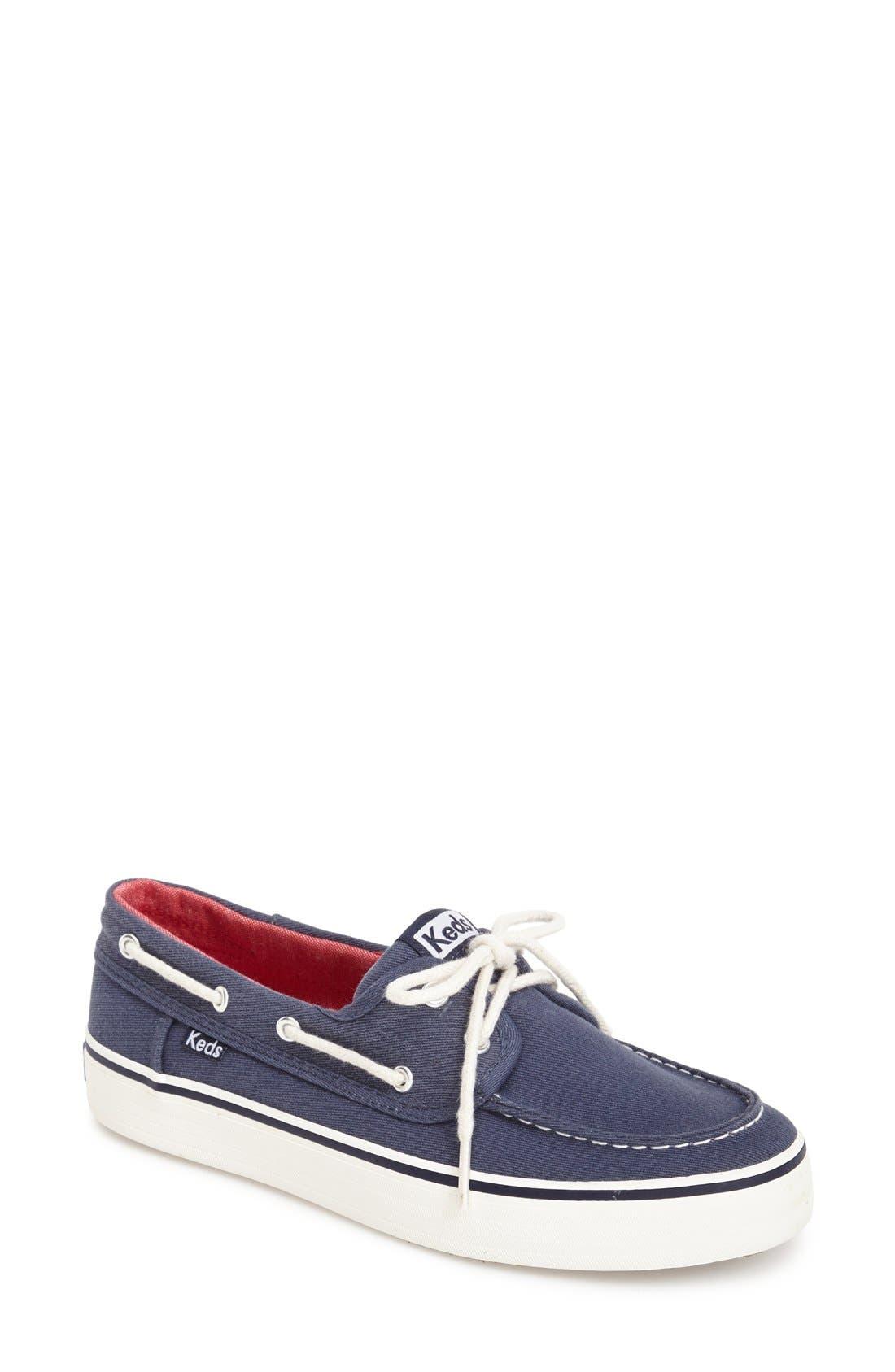 Alternate Image 1 Selected - Keds® 'Bay Bird' Boat Shoe Sneaker (Women)