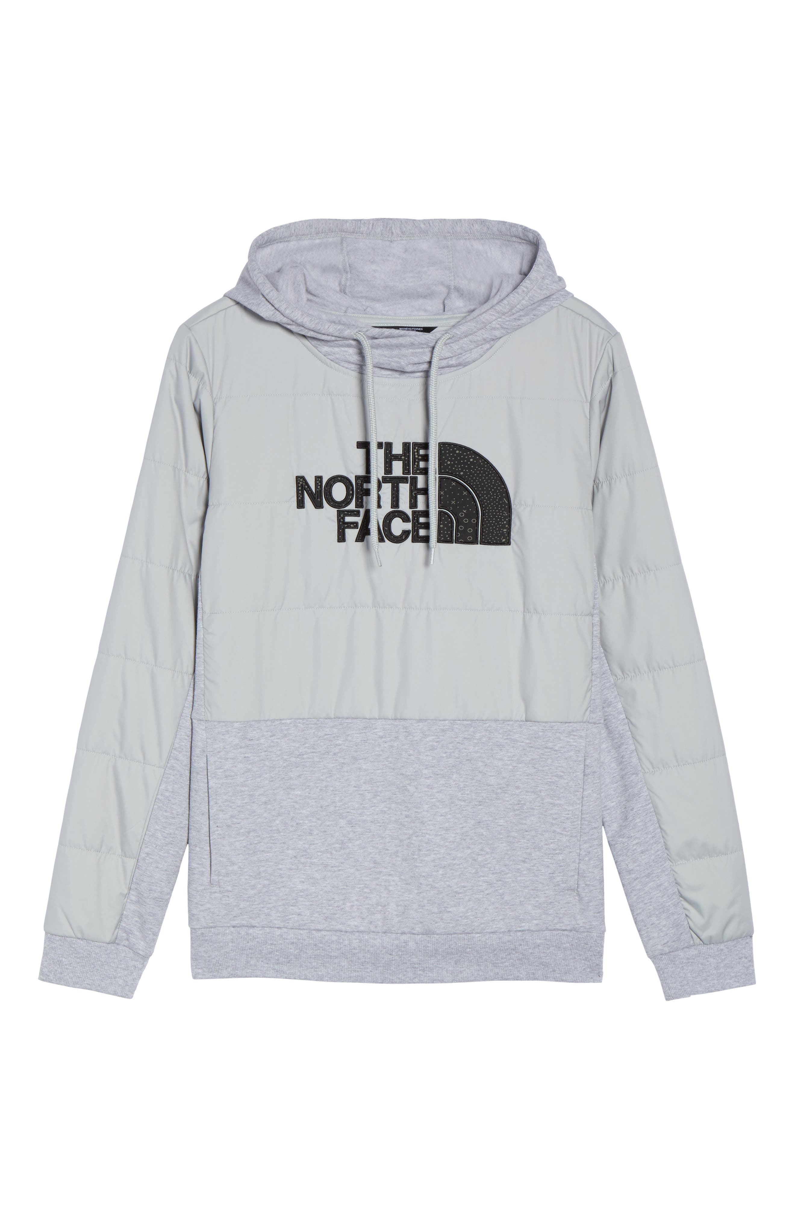 Alternate Image 6  - The North Face Reflective Logo Hoodie