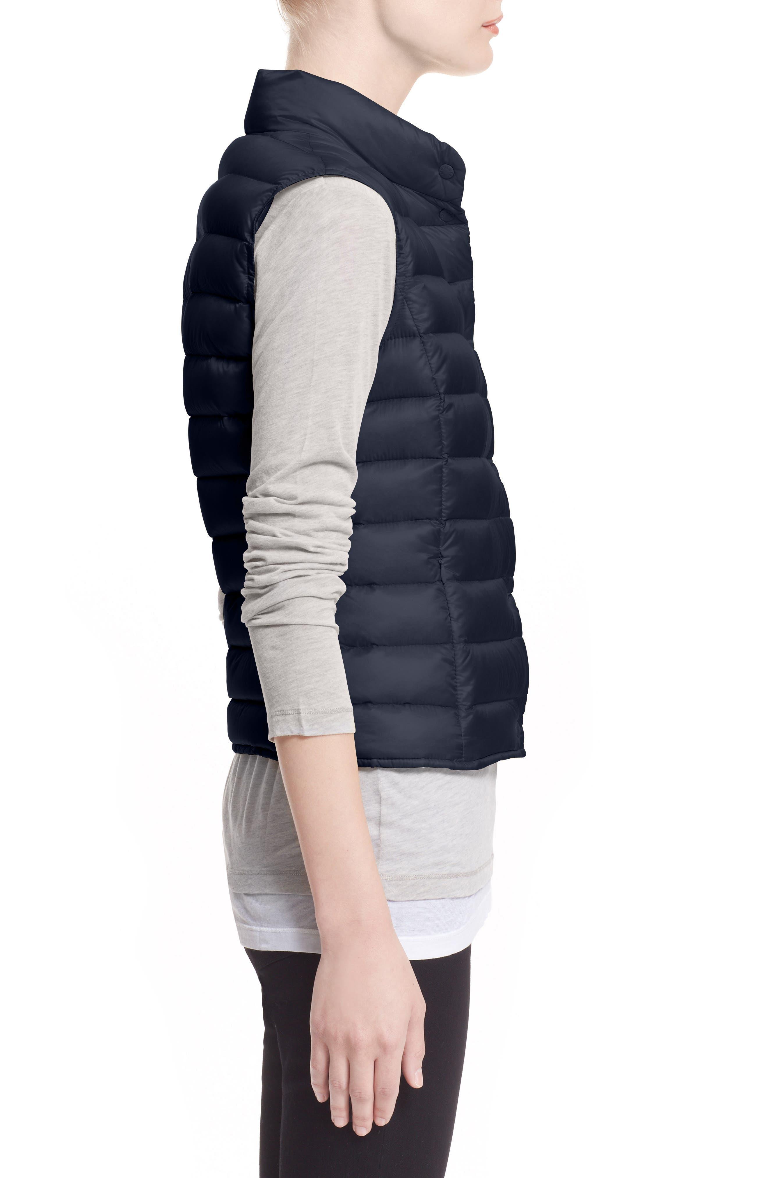 Alternate Image 3  - Moncler 'Liane' Water Resistant Short Down Vest