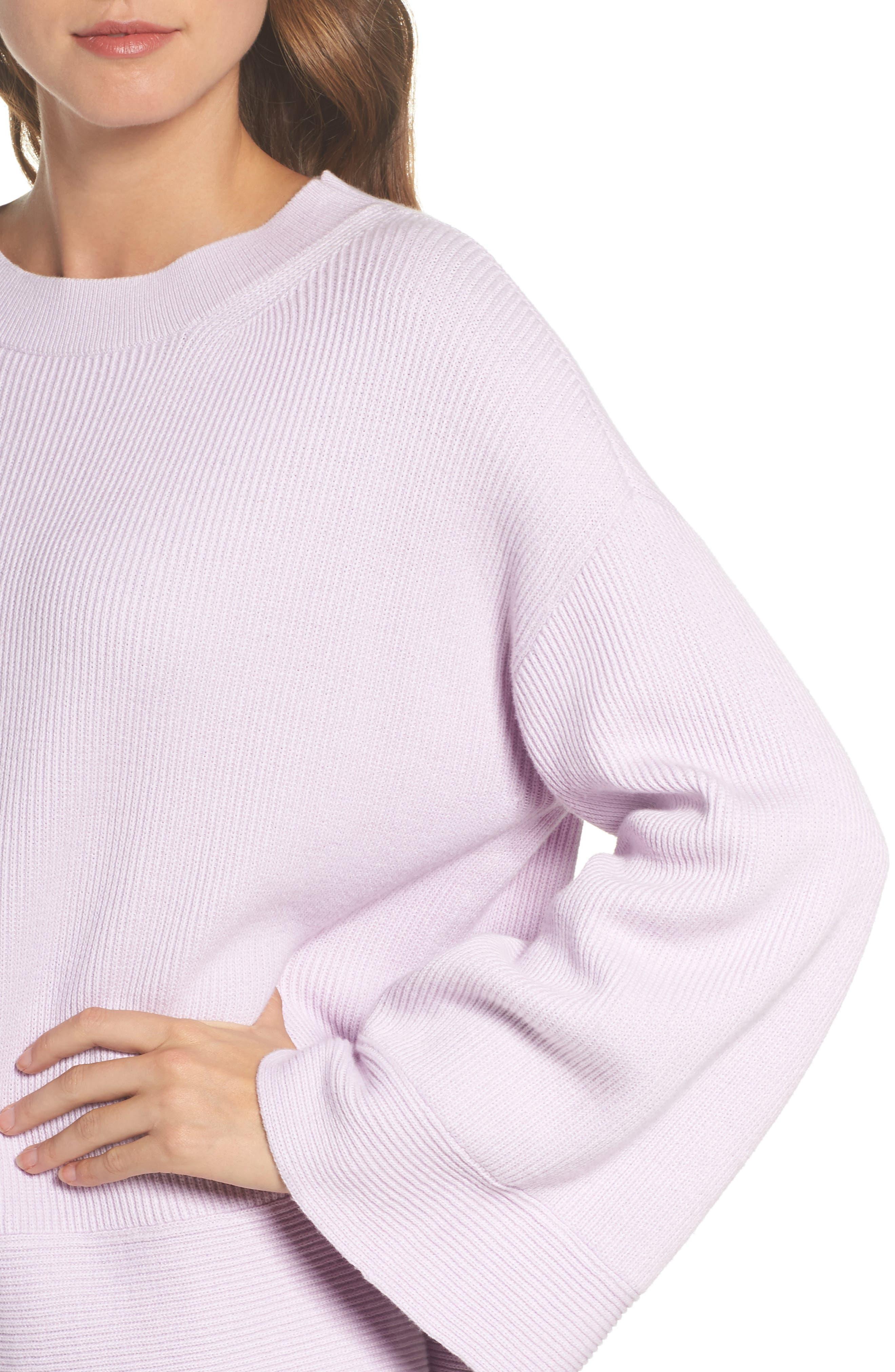 Alternate Image 4  - LACAUSA Sunset Sweater