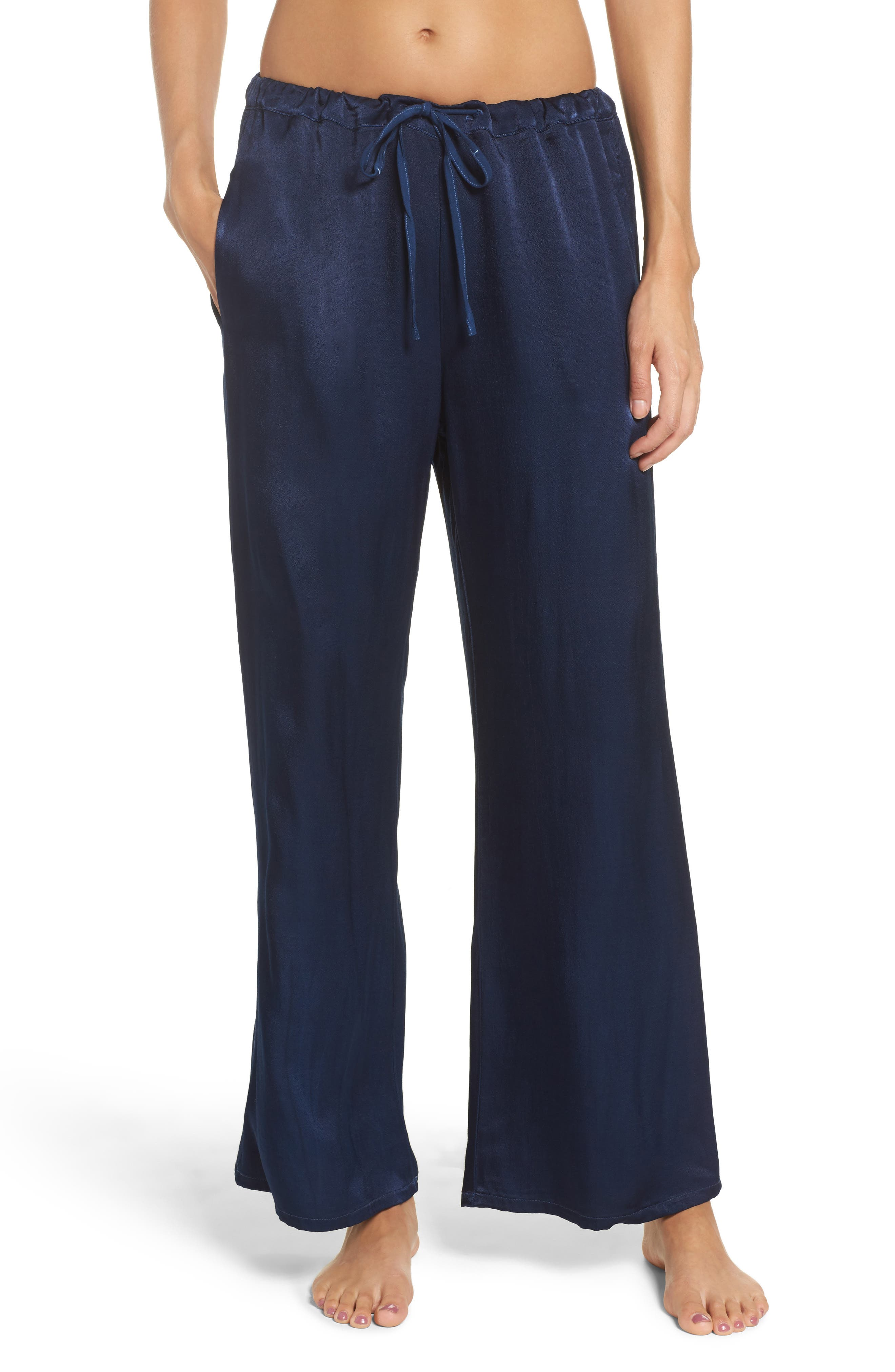 Vela Pajama Pants,                         Main,                         color, Oxford