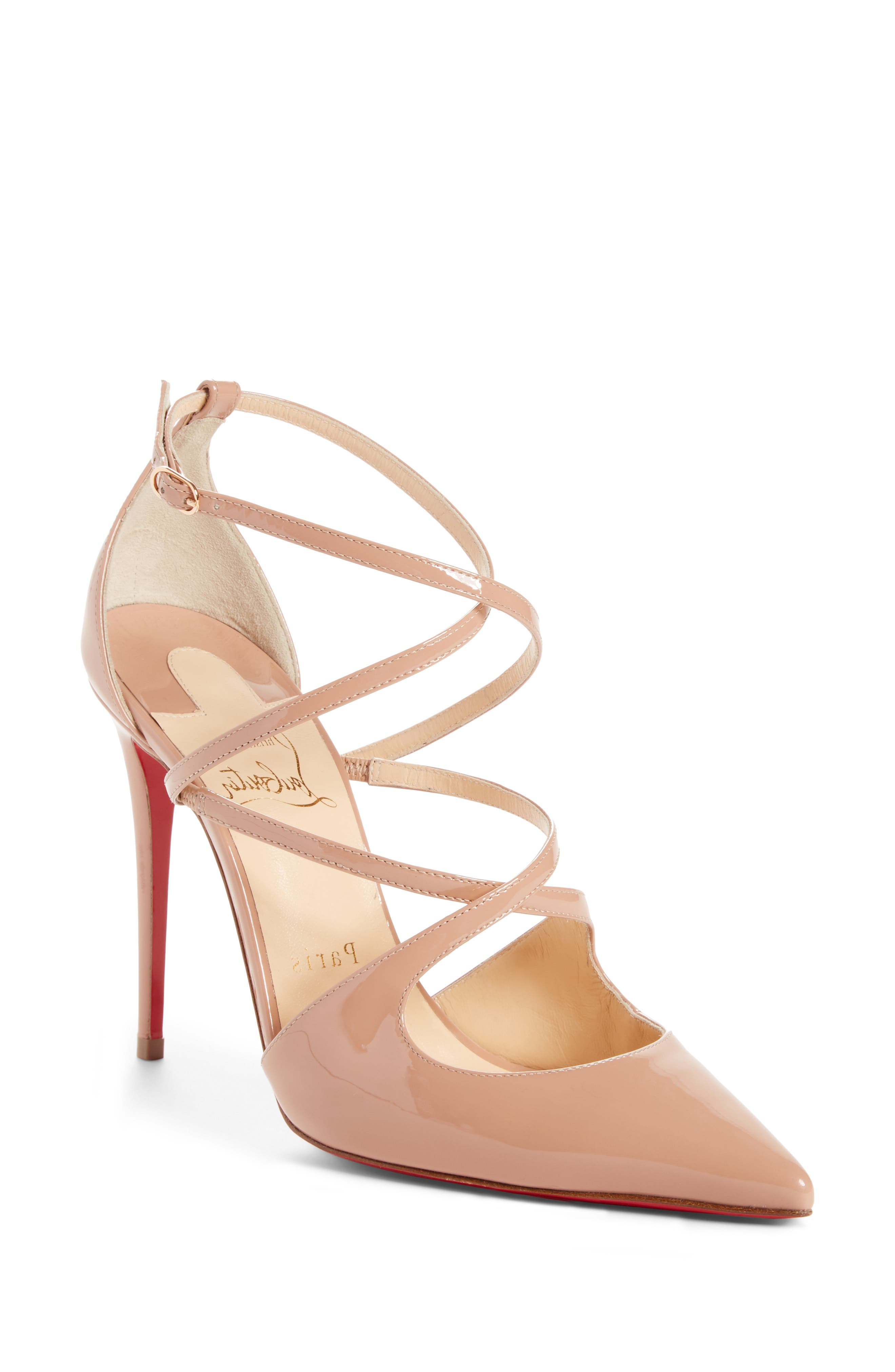 Christian Louboutin Crossfliketa Pump (Women)