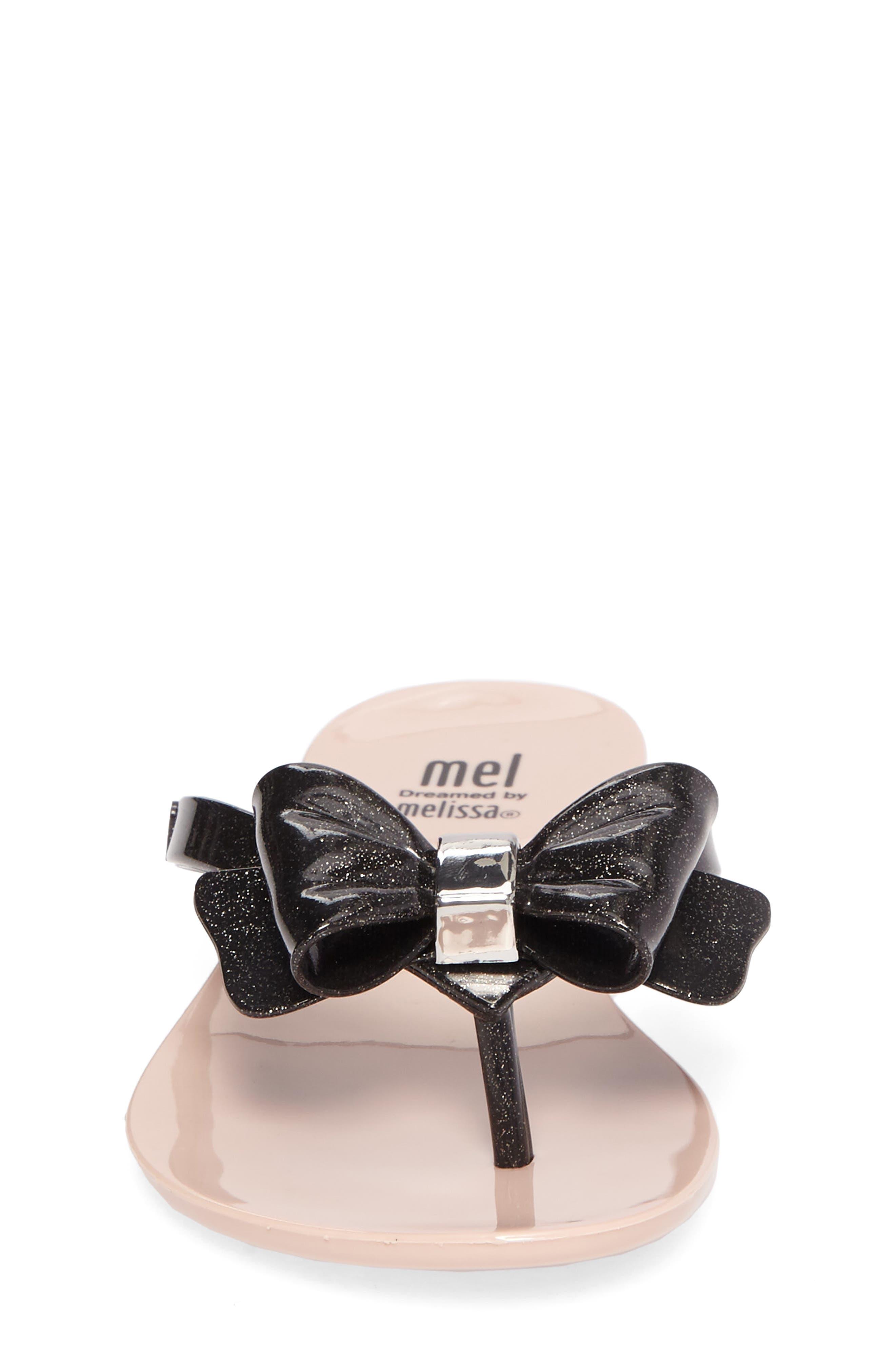 Alternate Image 4  - Mel by Melissa Harmonic Bow III Sandal (Toddler & Little Kid)