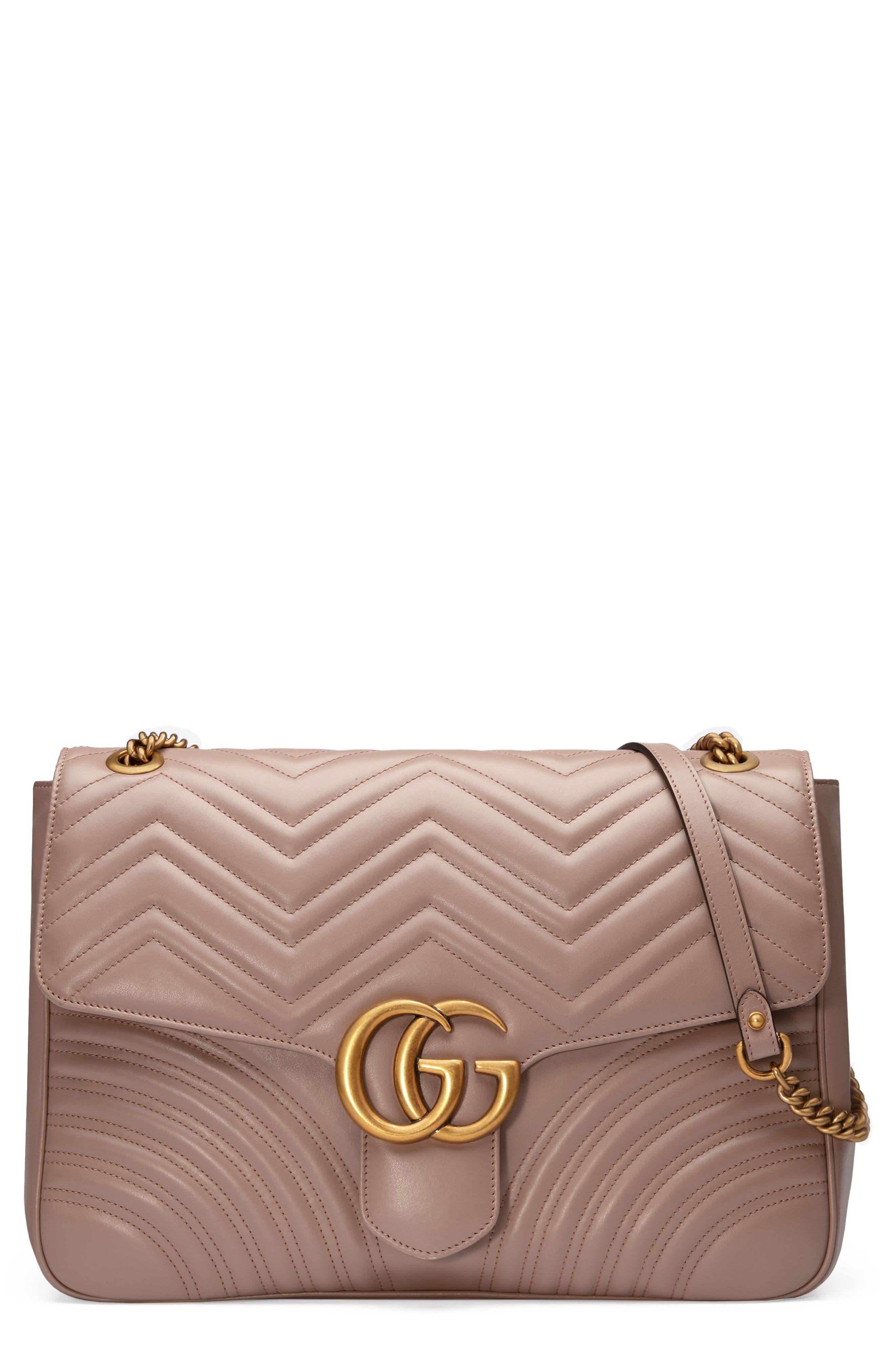 gucci purse. gucci gg large marmont 2.0 matelassé leather shoulder bag purse 0
