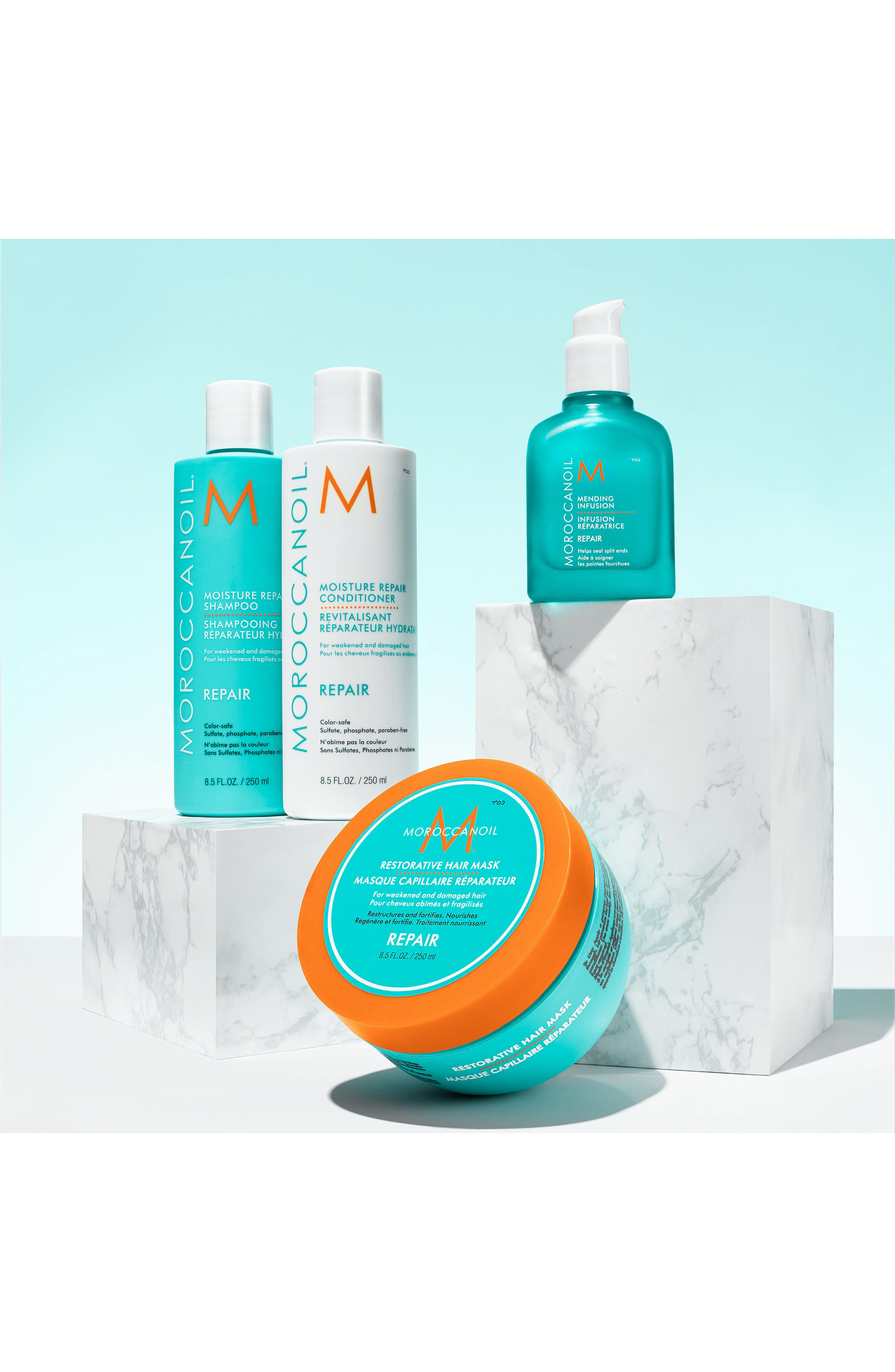Moisture Repair Shampoo,                             Alternate thumbnail 3, color,                             No Color