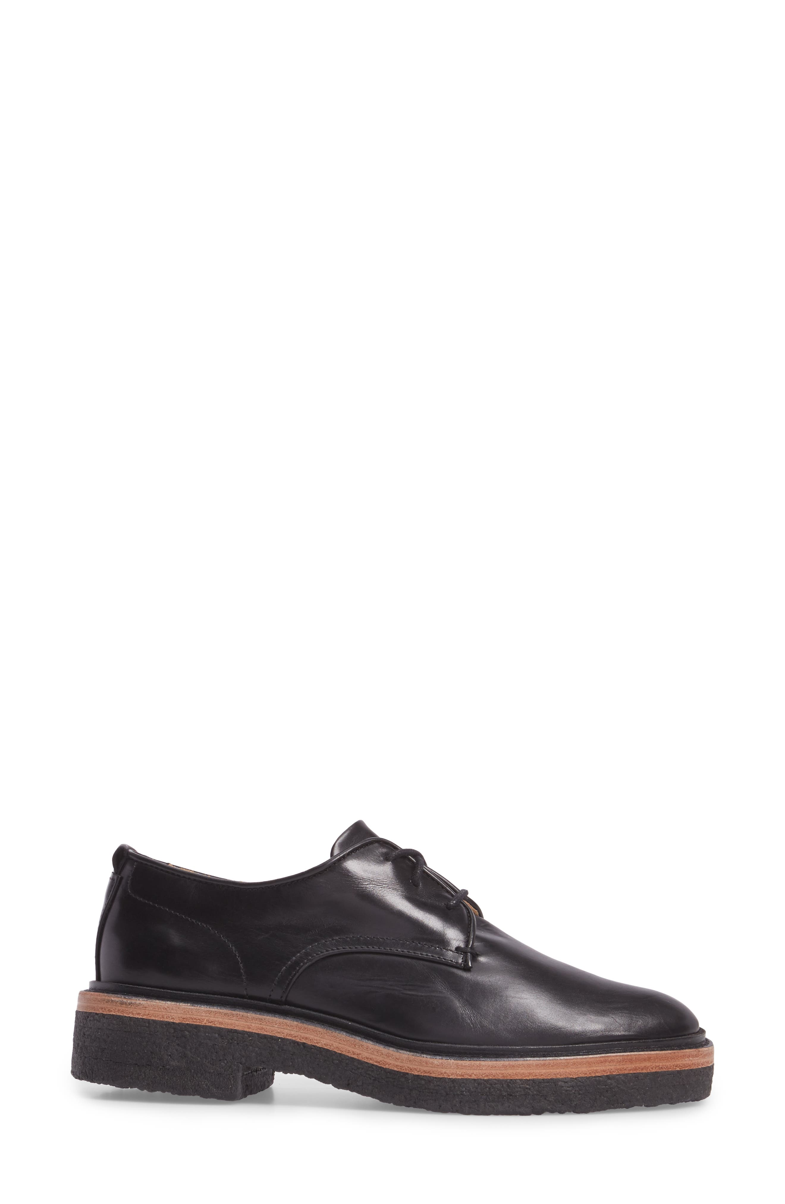 Victor Oxford,                             Alternate thumbnail 3, color,                             Black