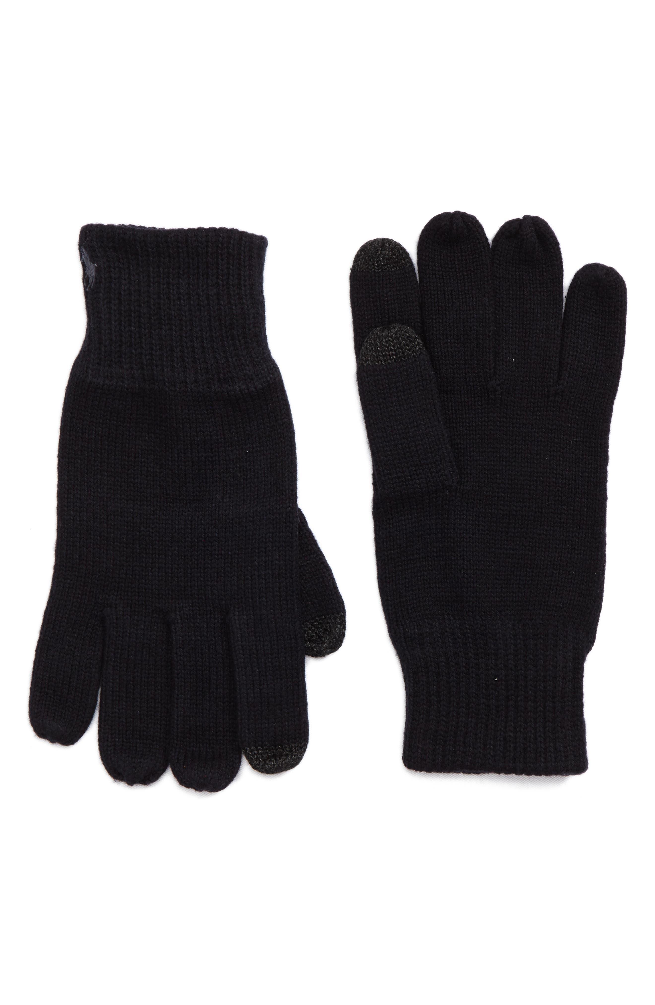 Polo Ralph Lauren Knit Tech Gloves