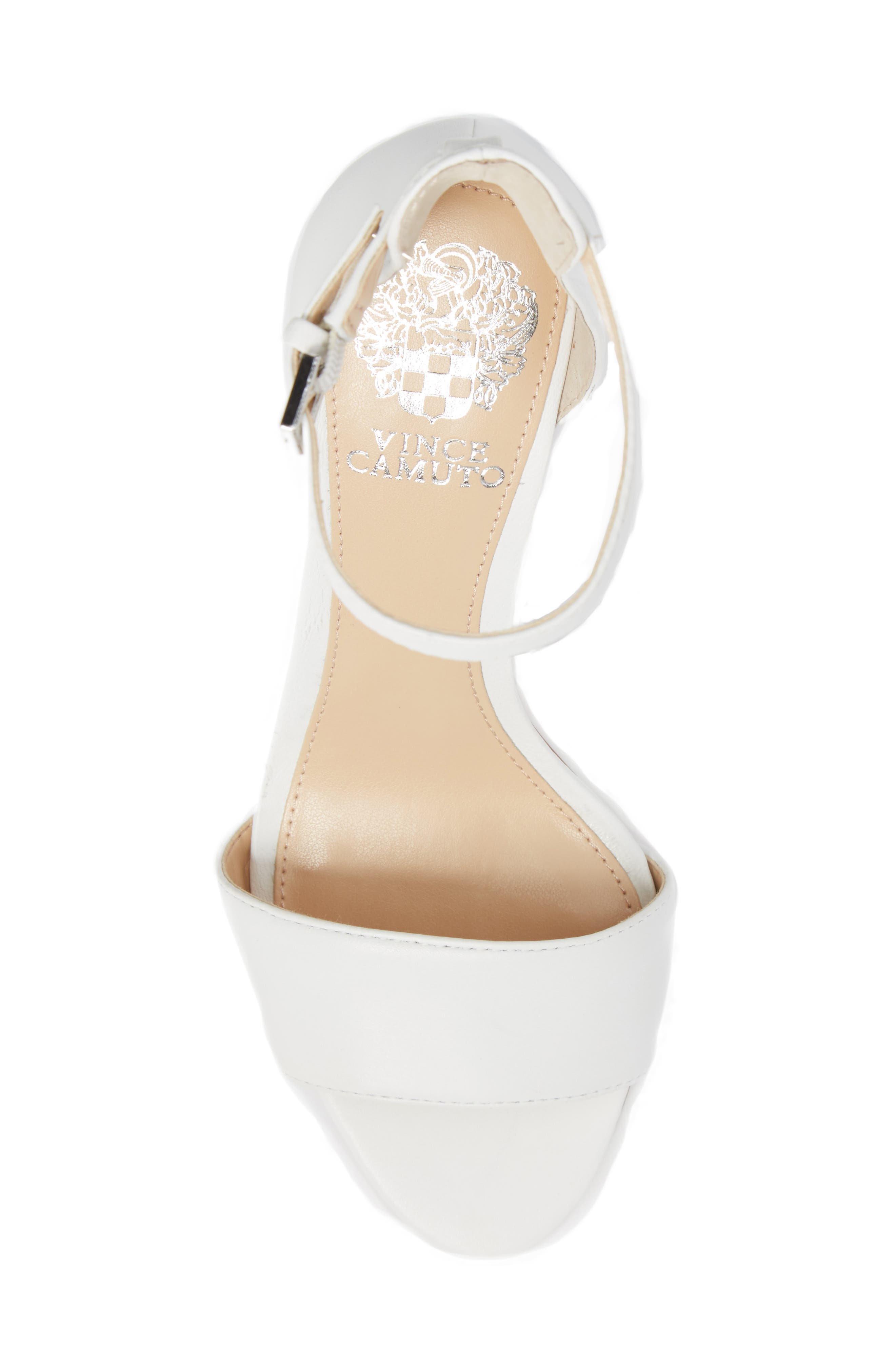 Alternate Image 5  - Vince Camuto Corlina Ankle Strap Sandal (Women) (Nordstrom Exclusive)