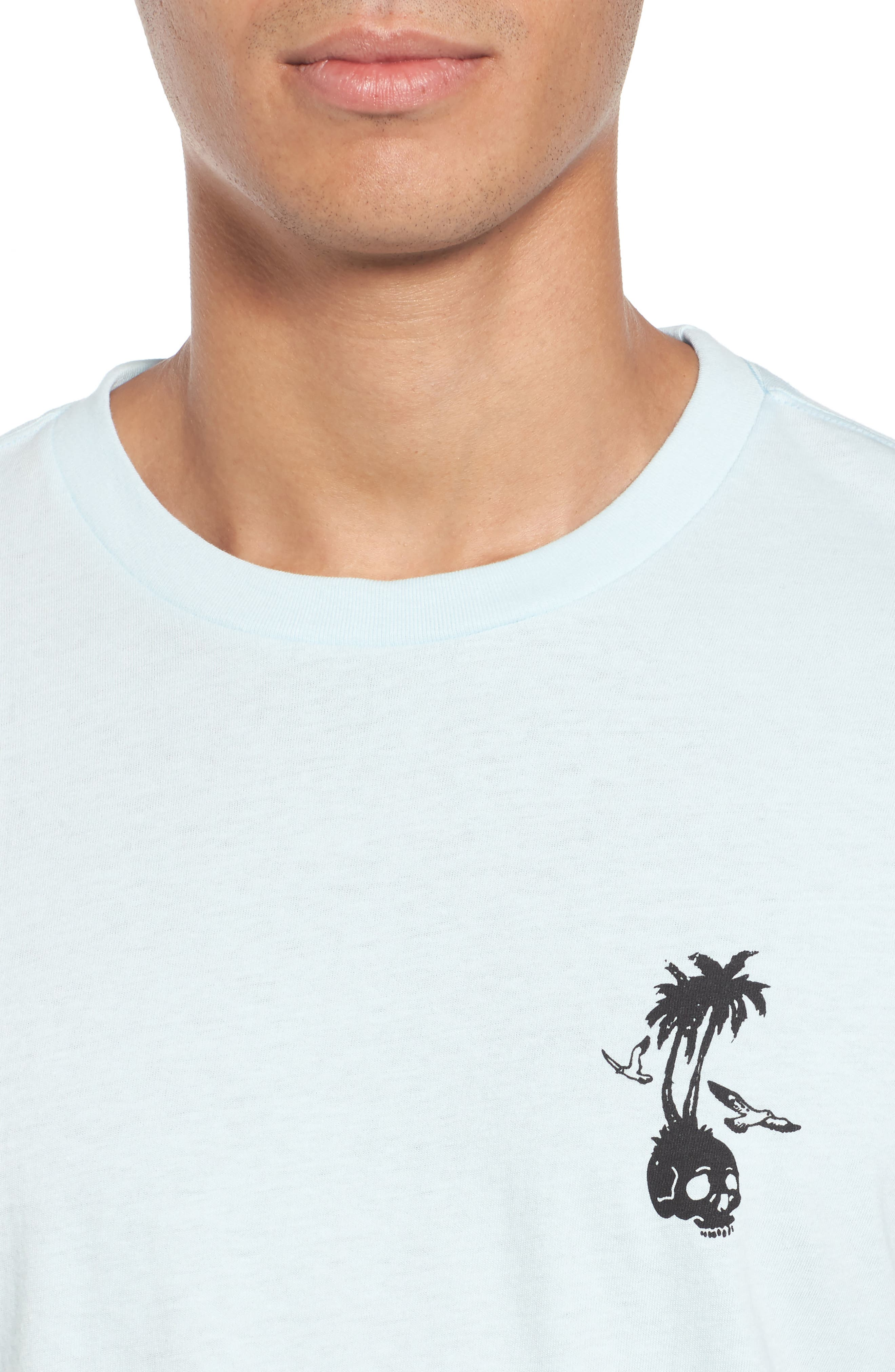 Better T-Shirt,                             Alternate thumbnail 4, color,                             Coastal Blue