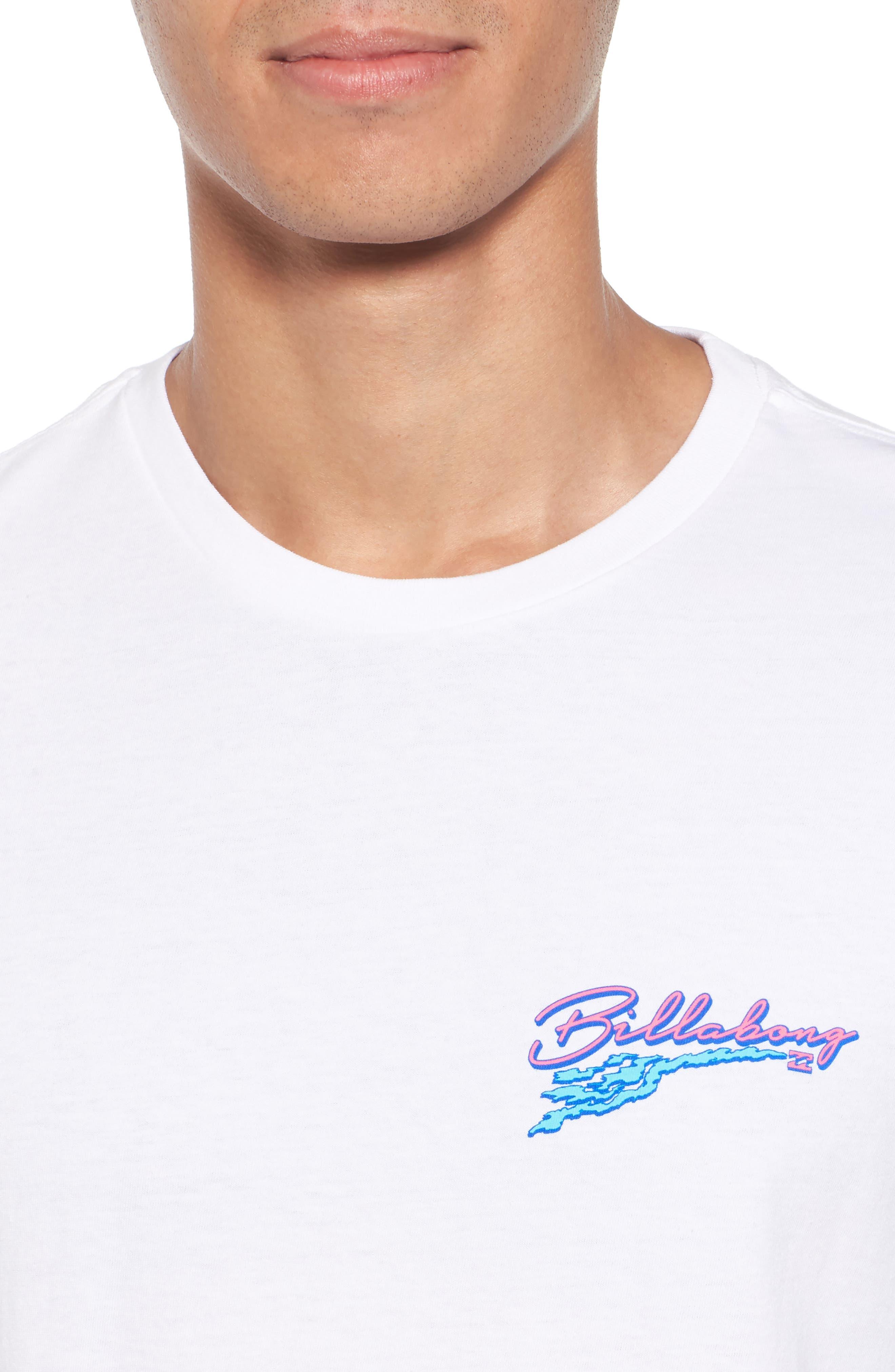 Pigdog T-Shirt,                             Alternate thumbnail 4, color,                             White