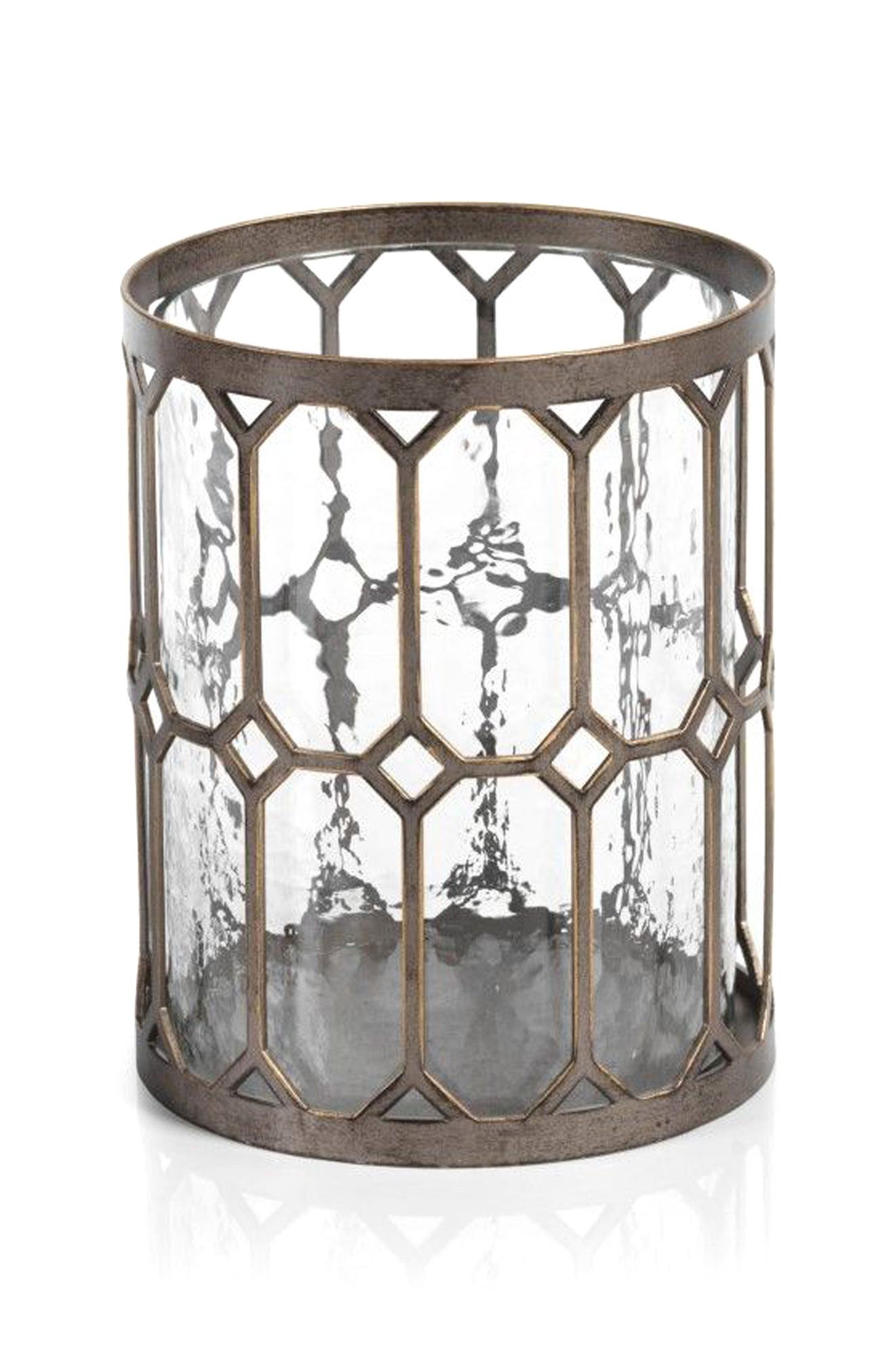 Alternate Image 1 Selected - Zodax Loire Hurricane Candle Holder