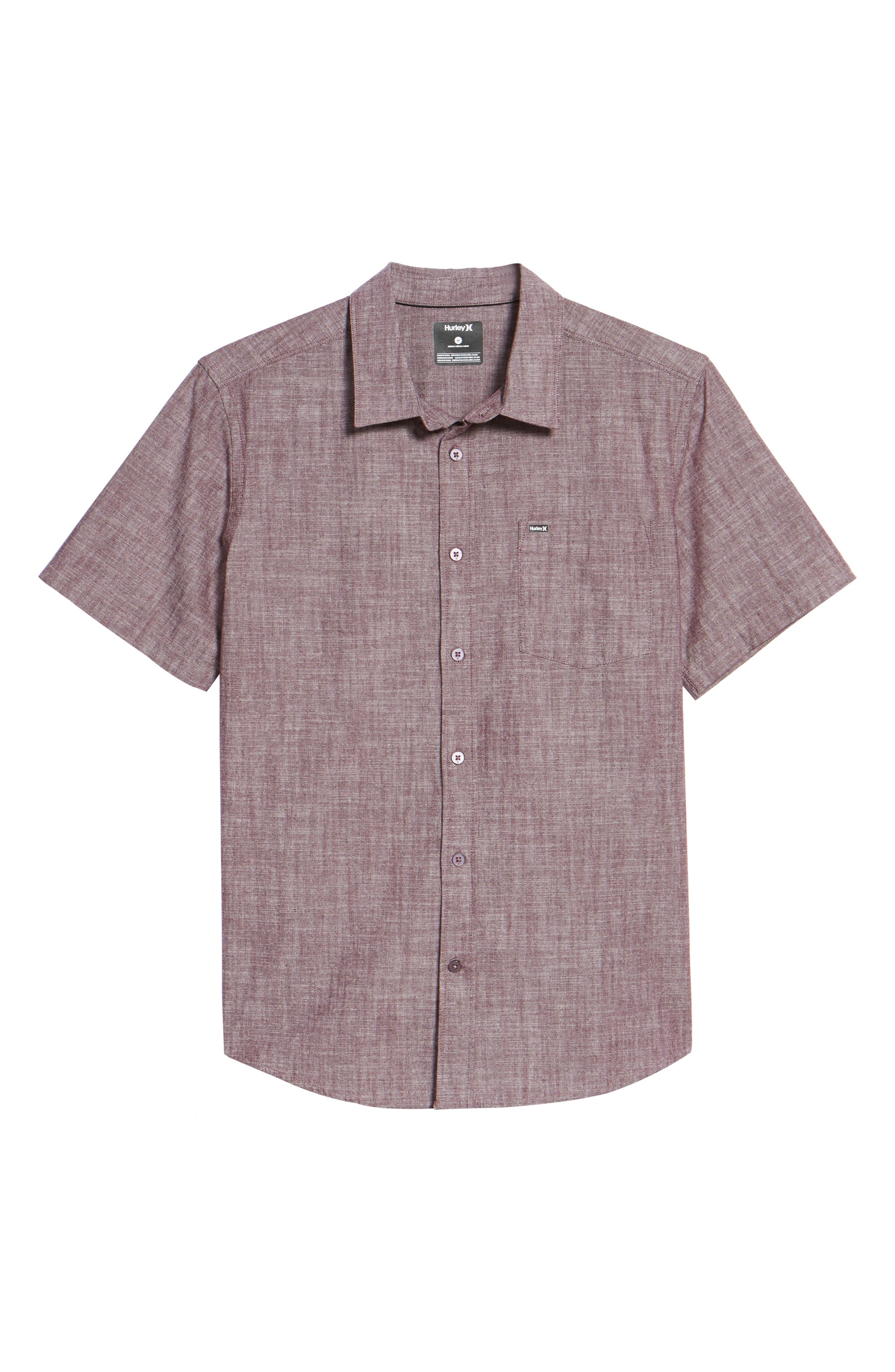 Alternate Image 6  - Hurley O & O 3.0 Woven Shirt